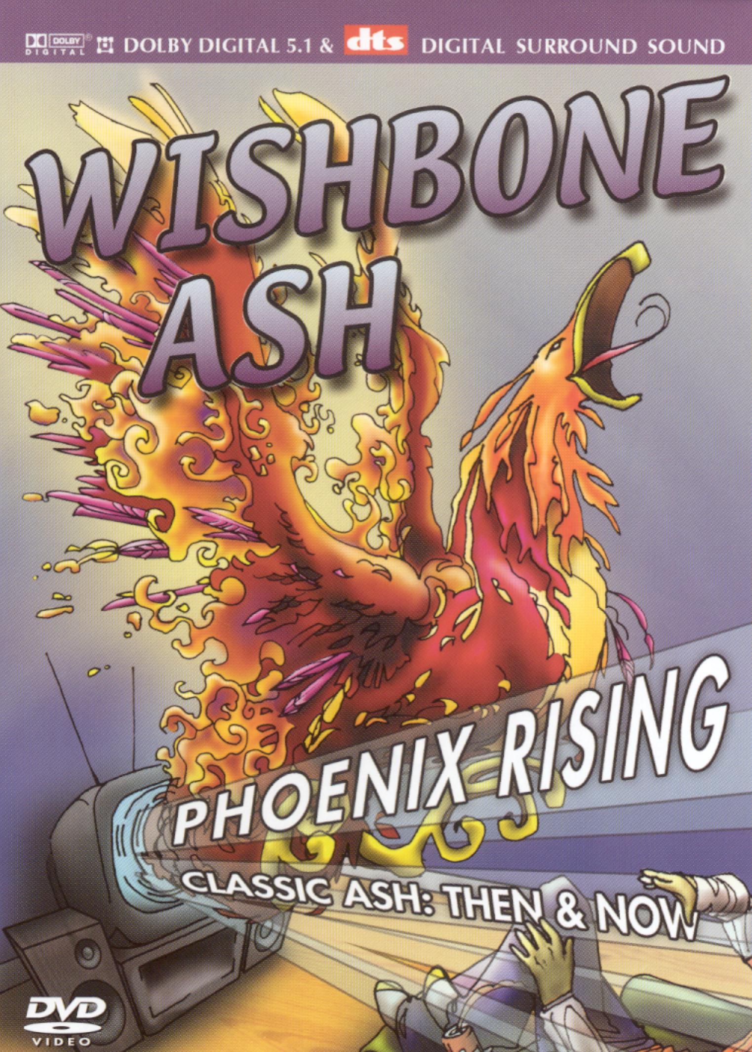 Wishbone Ash/Phoenix Rising: Classic Ash