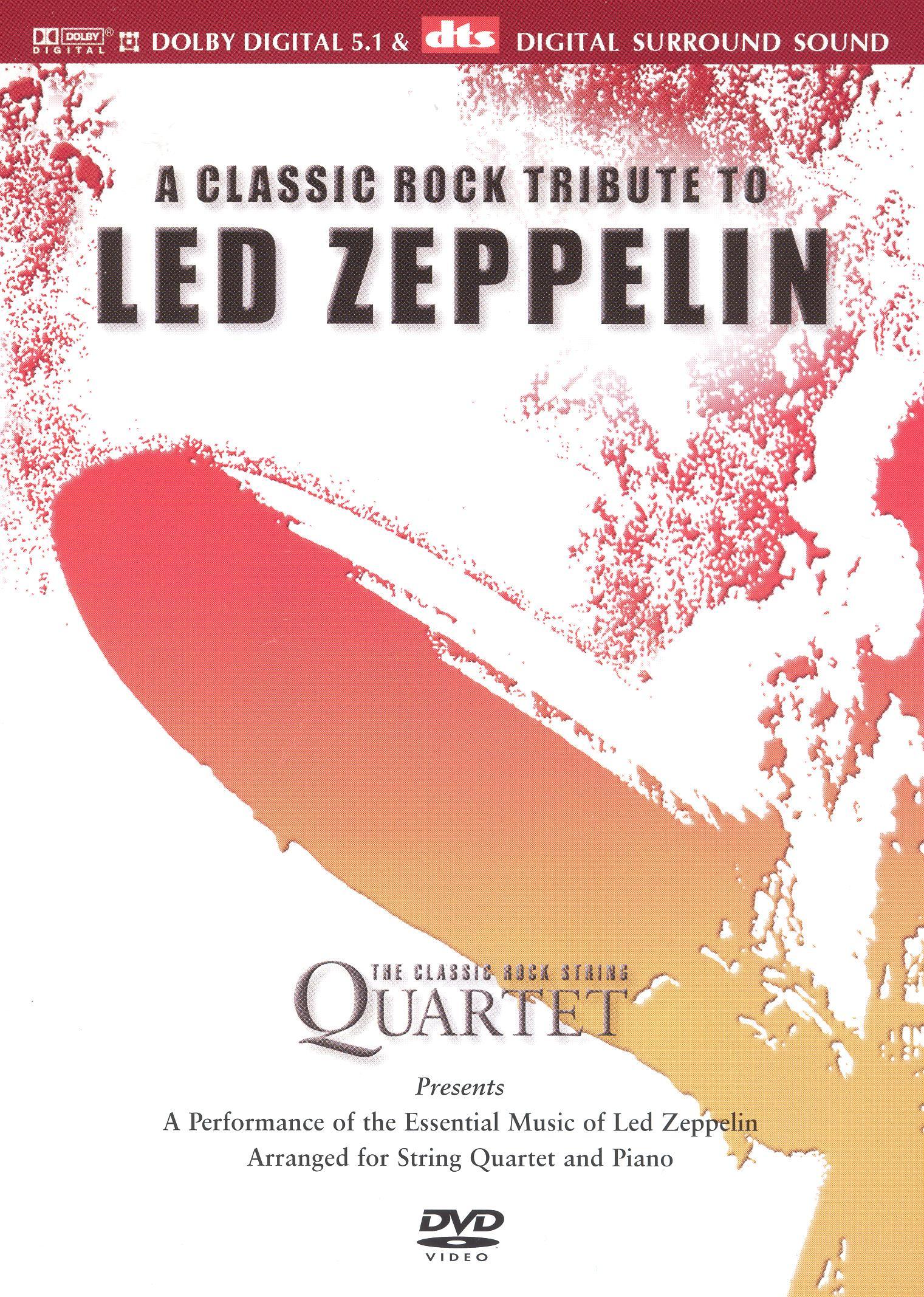 Classic Rock Quartet: Tribute to Led Zeppelin
