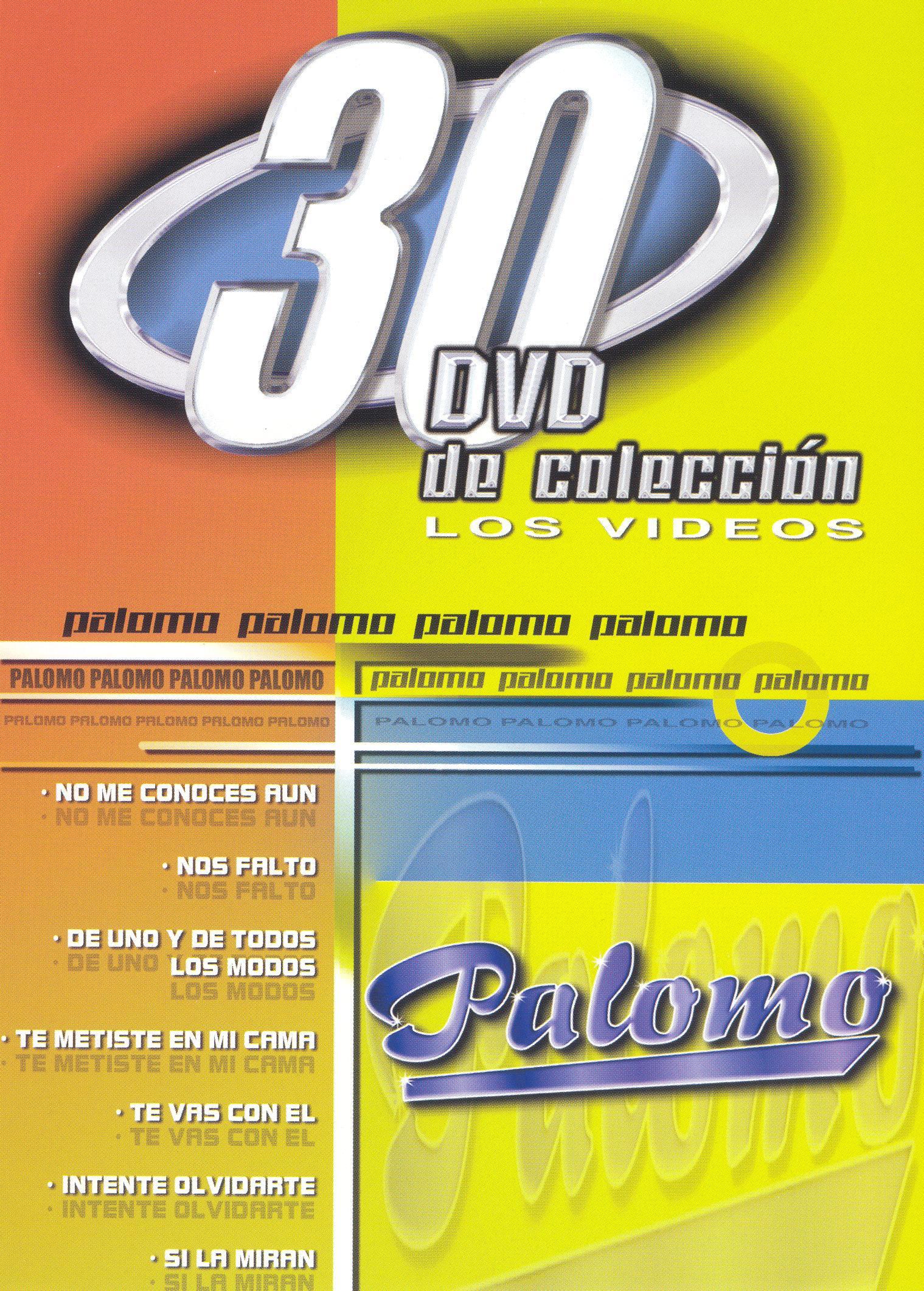30 DVD De Coleccion: Palomo