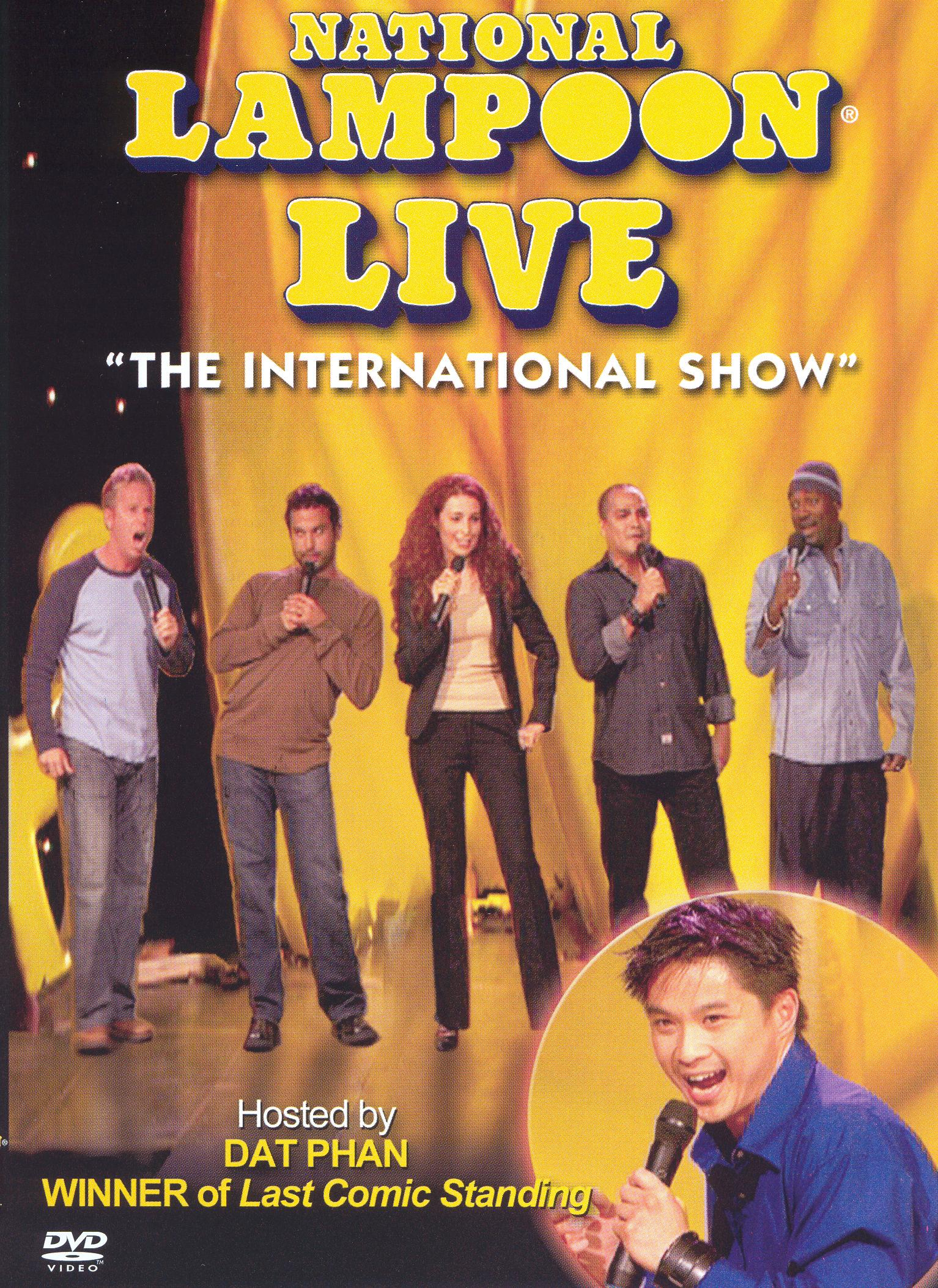 National Lampoon: The International Show