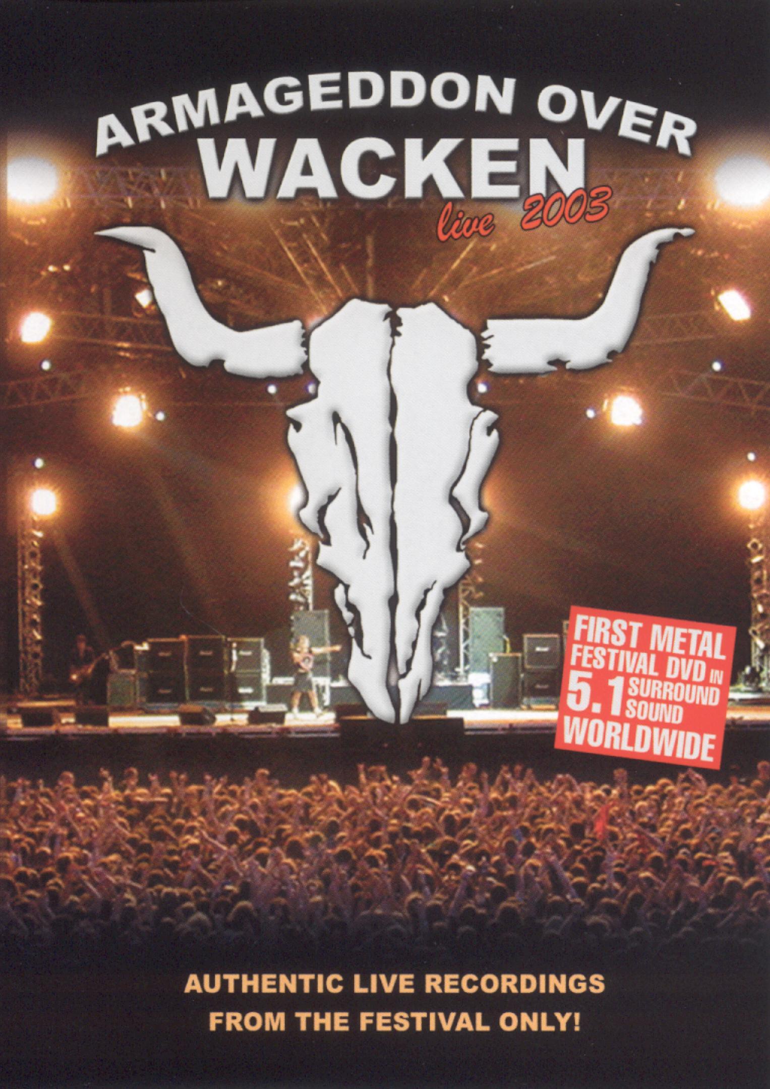 Armageddon Over Wacken: Live 2003