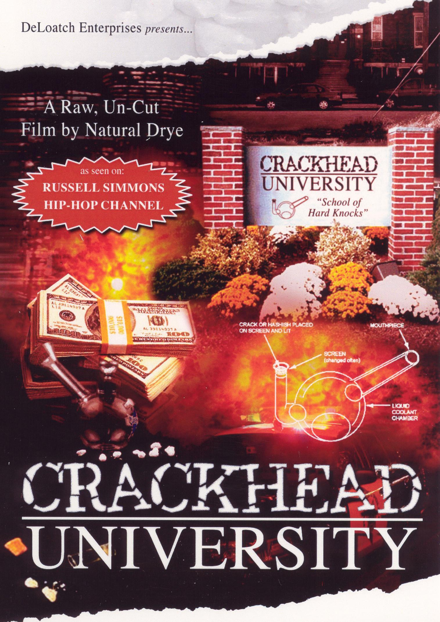 Crackhead University