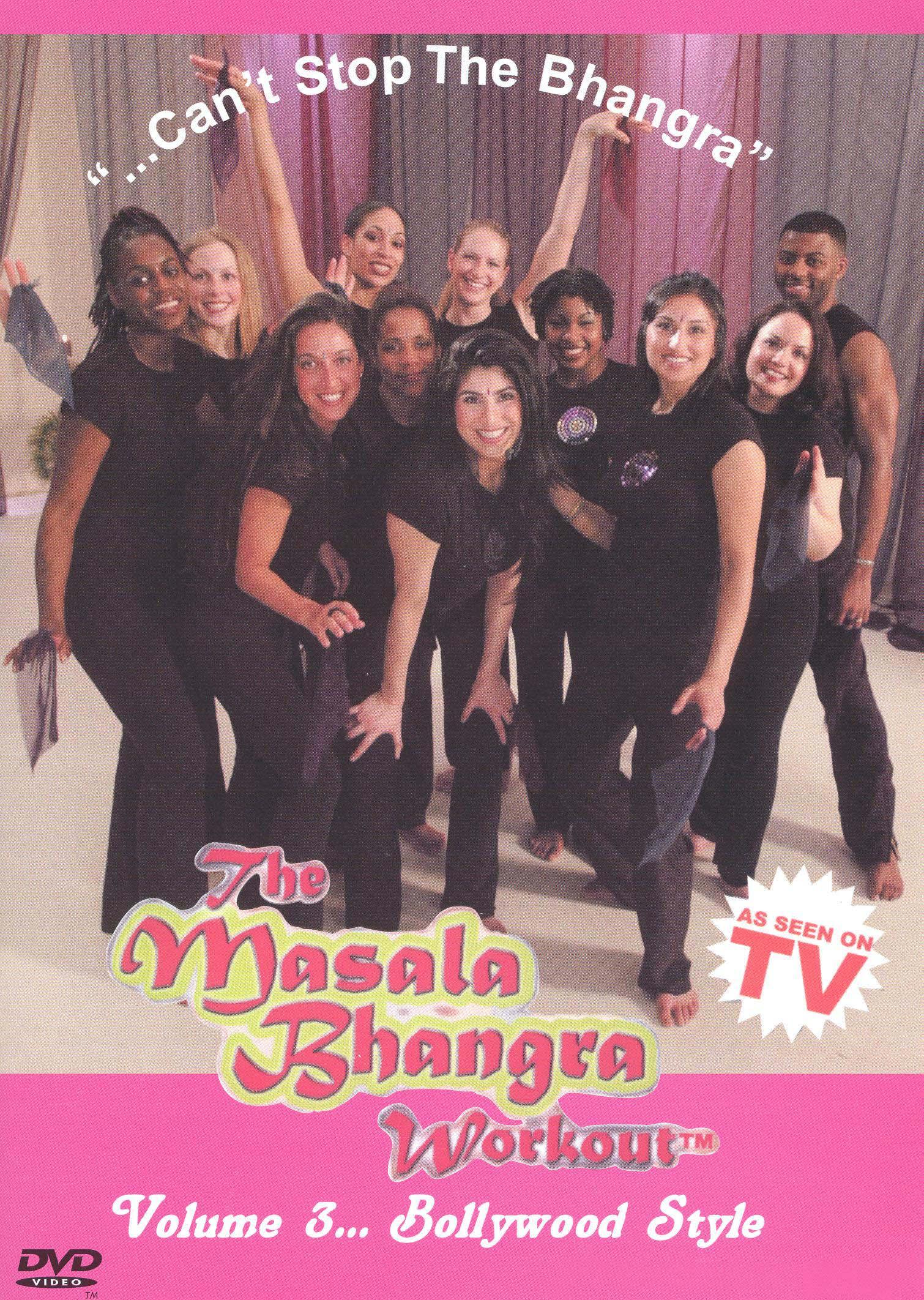 Masala Bhangra Workout, Vol. 3: Bollywood Style
