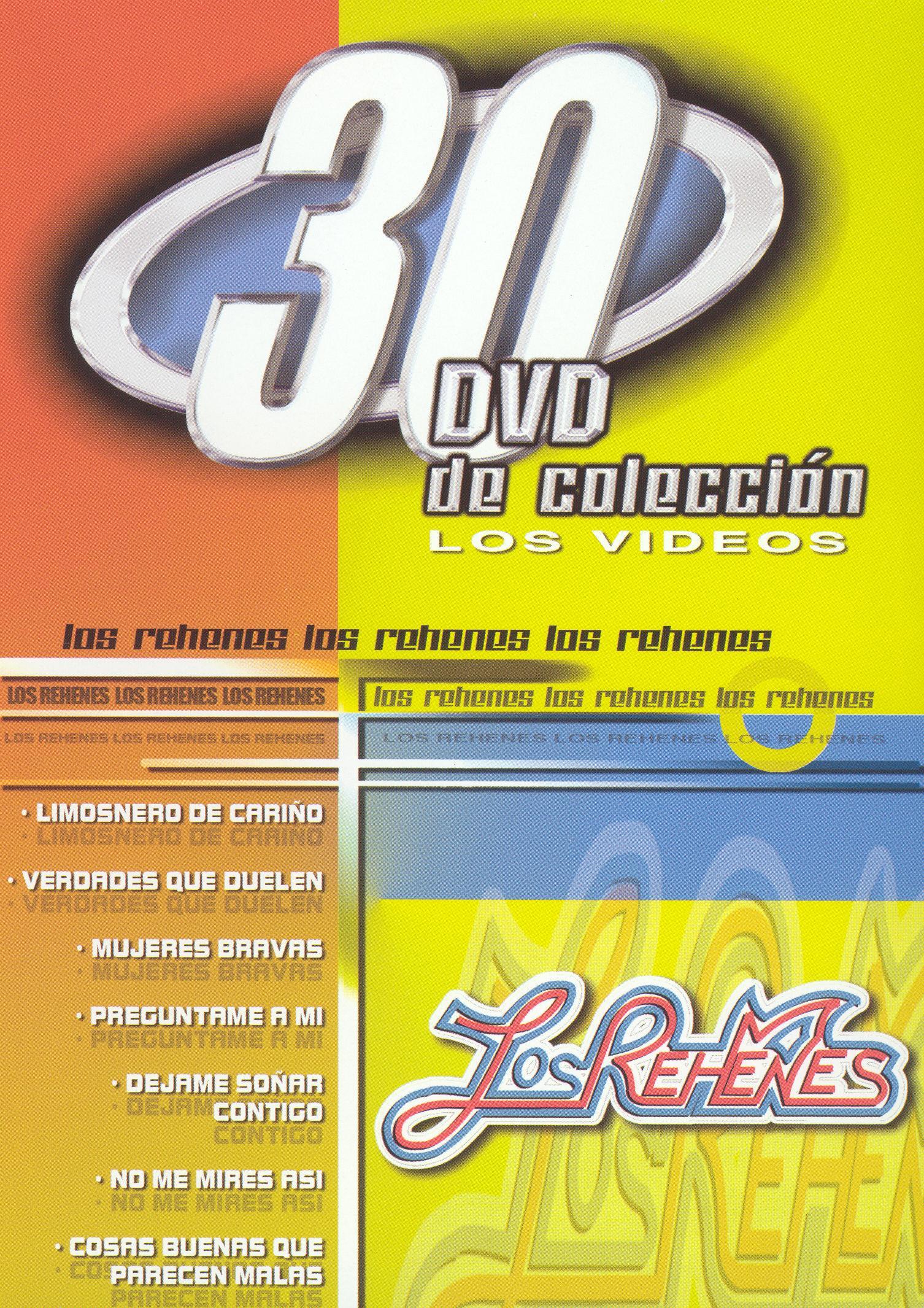 30 DVD De Coleccion: Los Rehnes