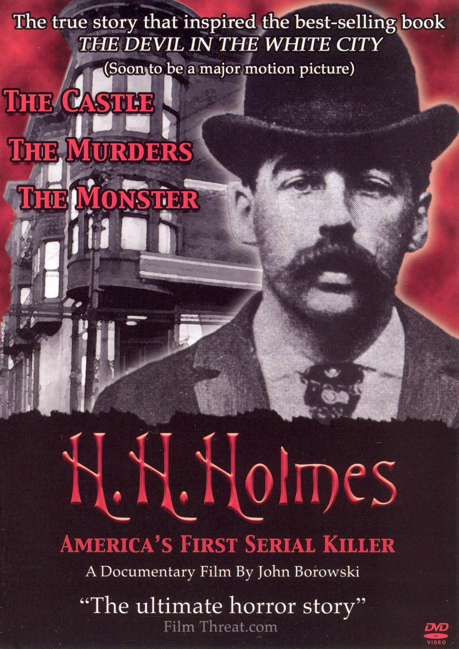holmes americas first serial killer Released 2003, 'hh holmes: america's first serial killer' stars beka, tony jay, ed bertagnoli, cary callison the movie has a runtime of about 1 hr 4 min, and received a score of (out of 100) on.