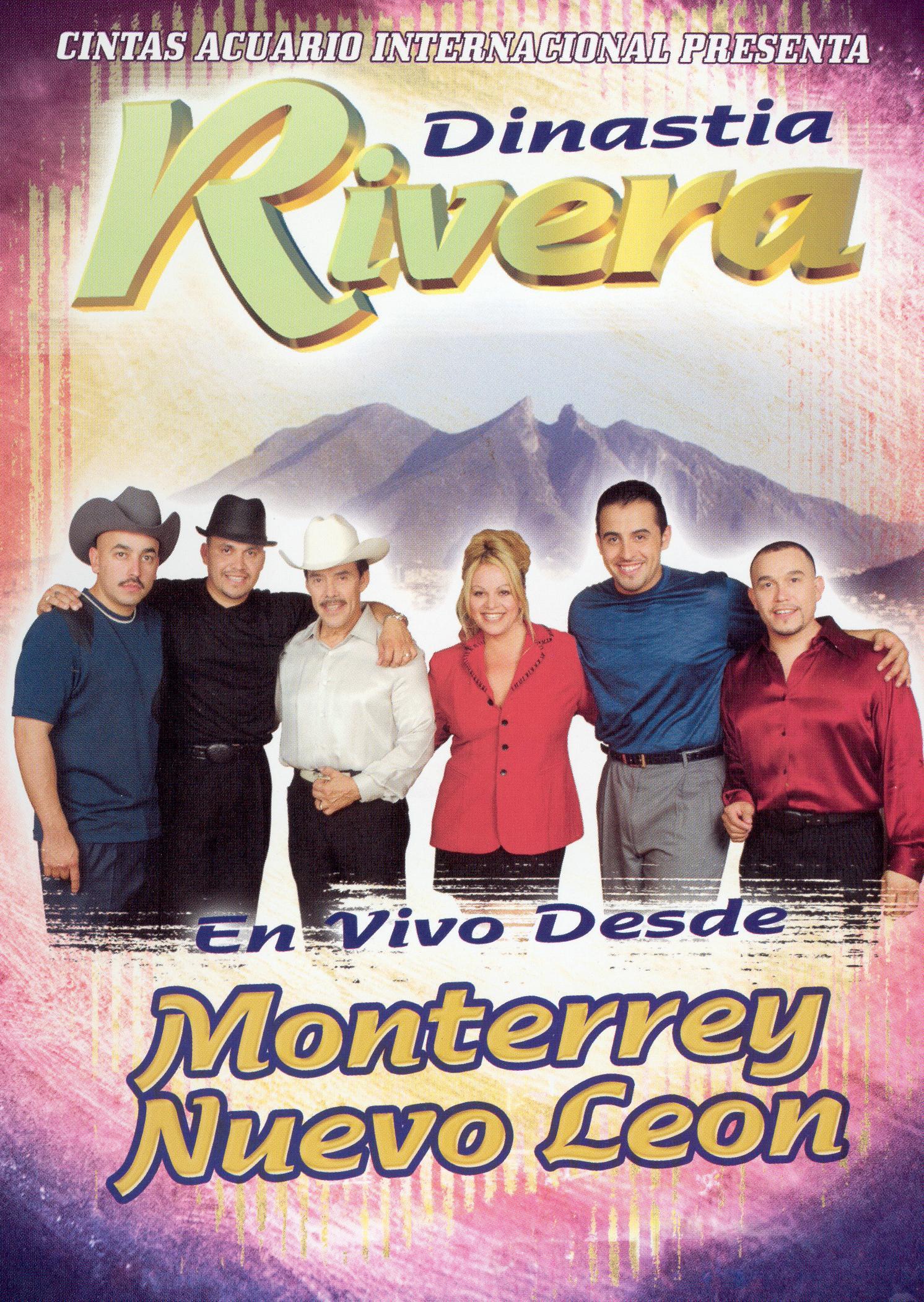 Dinastia Rivera: En Vivo Desde Monterrey Nuevo Leon