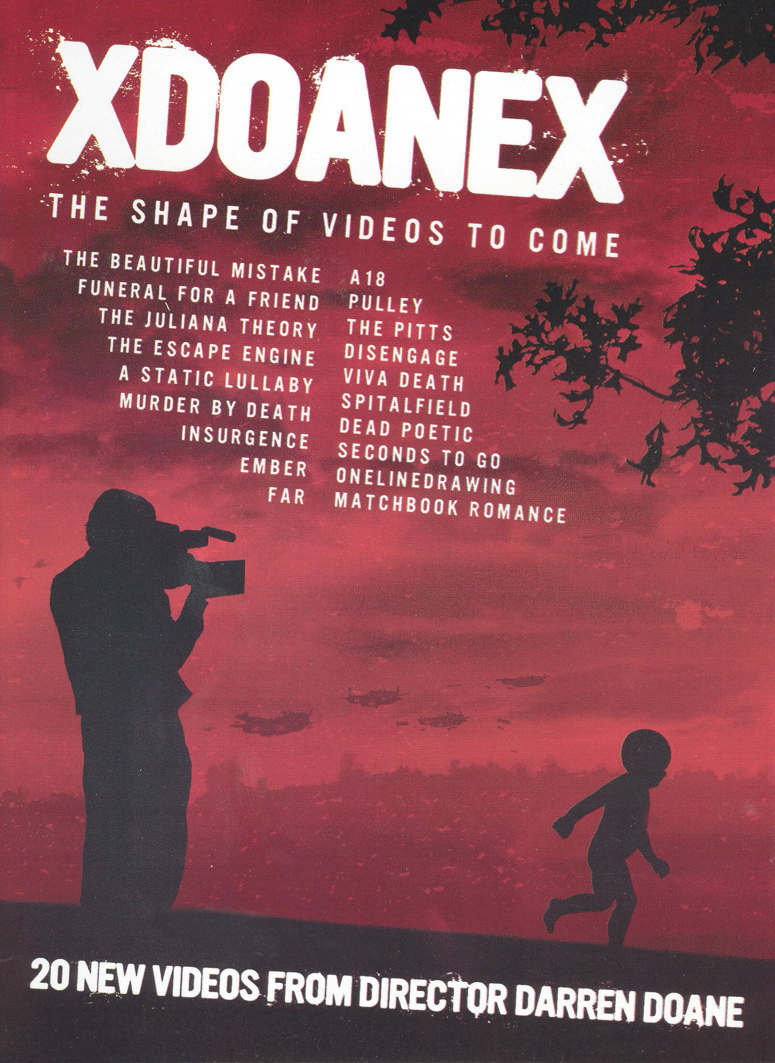 Xdoanex: The Shape of Videos to Come
