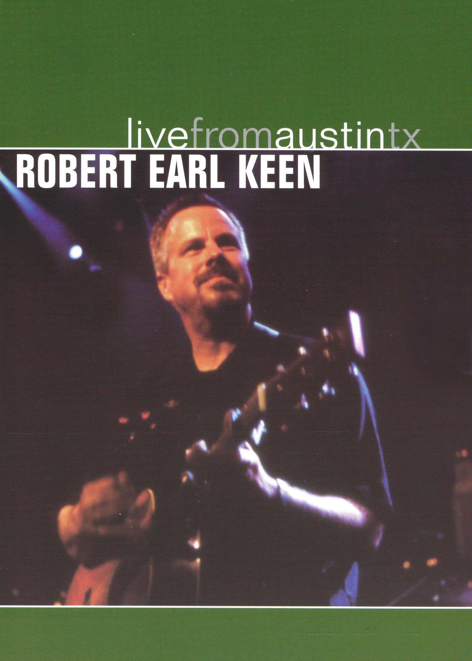 Live From Austin TX: Robert Earl Keen