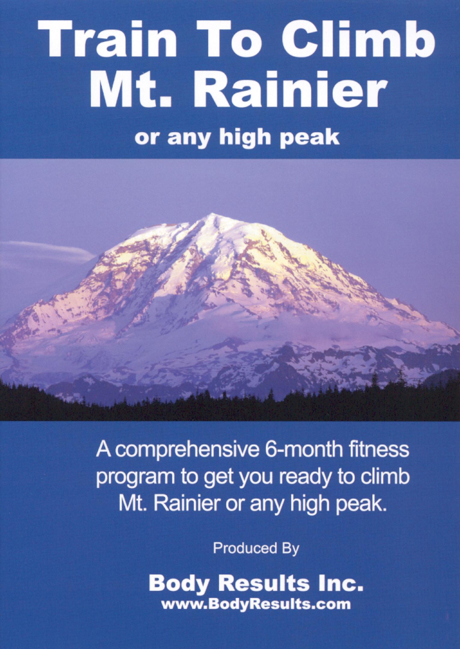 Train To Climb Mt. Rainier