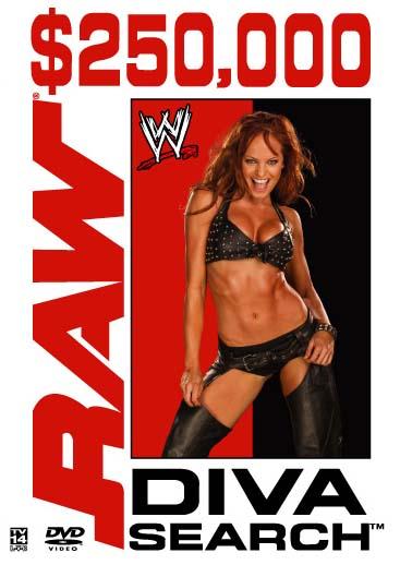 WWE: $250,000 Raw Divas Search