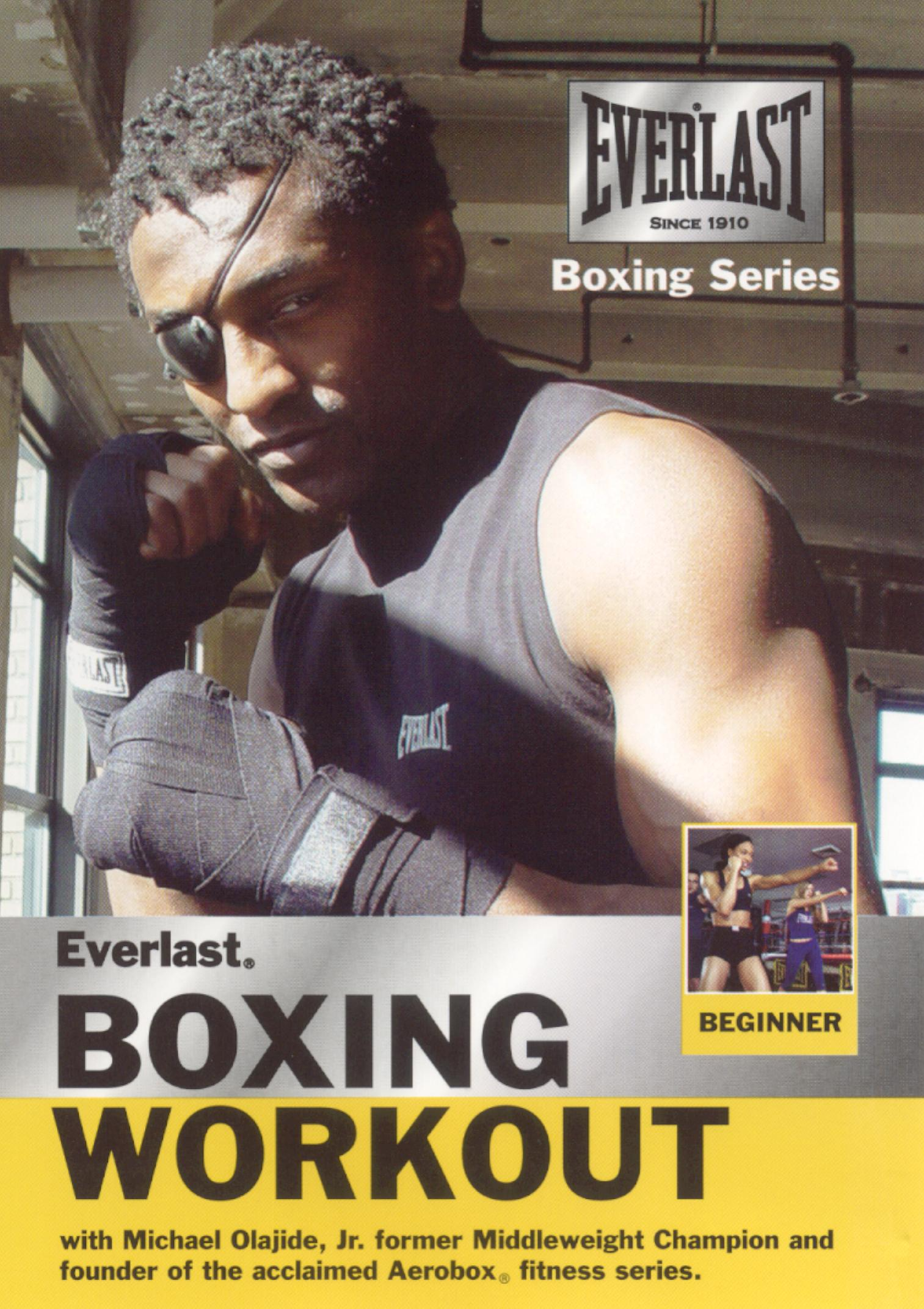 Everlast Boxing Workout: Beginner