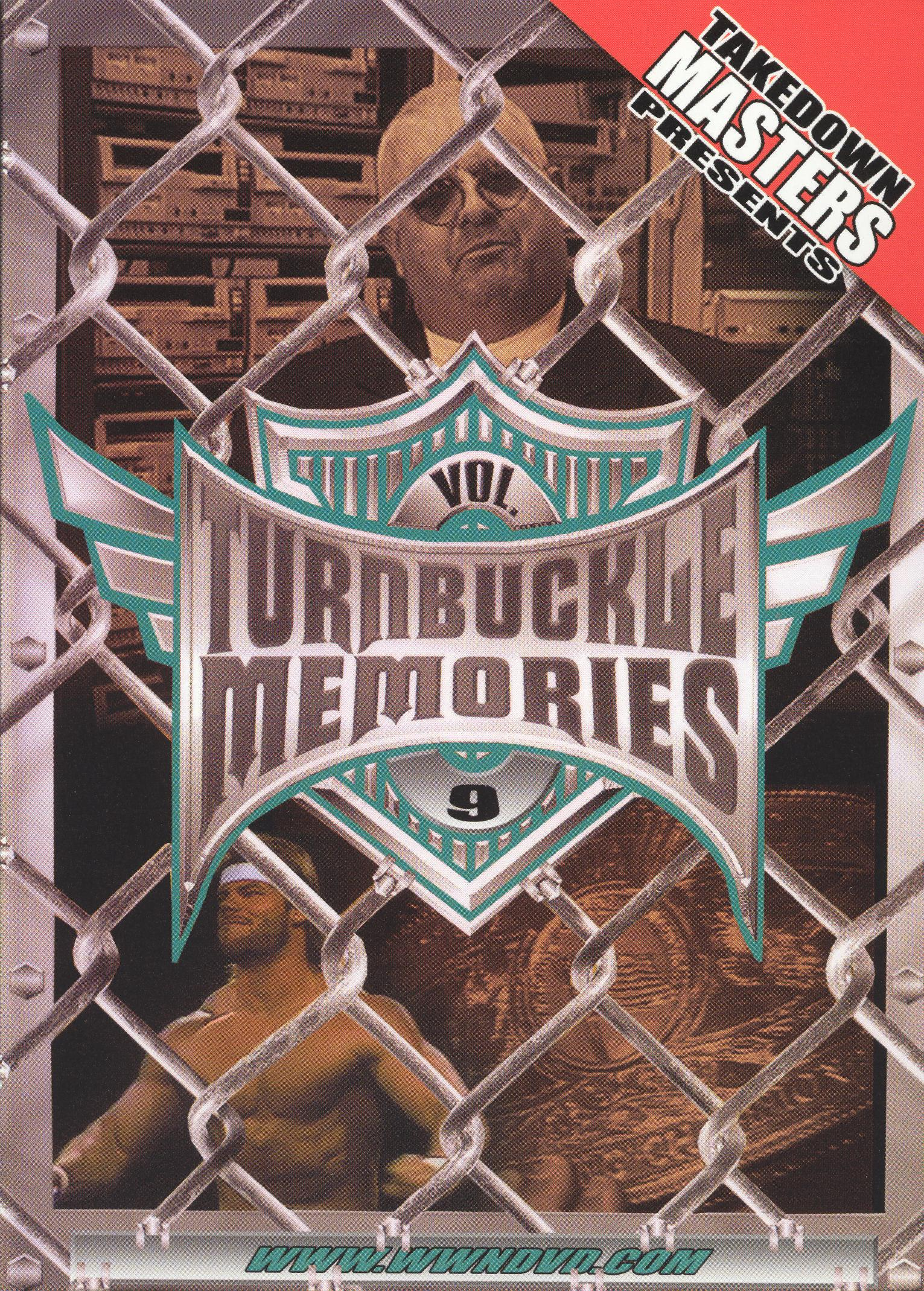 Takedown Masters: Turnbuckle Memories, Vol. 9