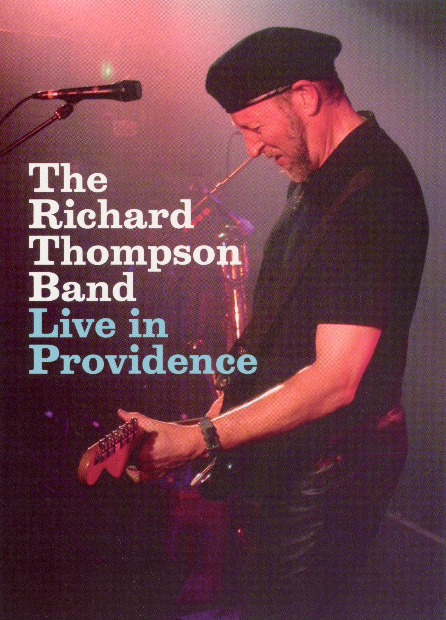 Richard Thompson: Live in Providence