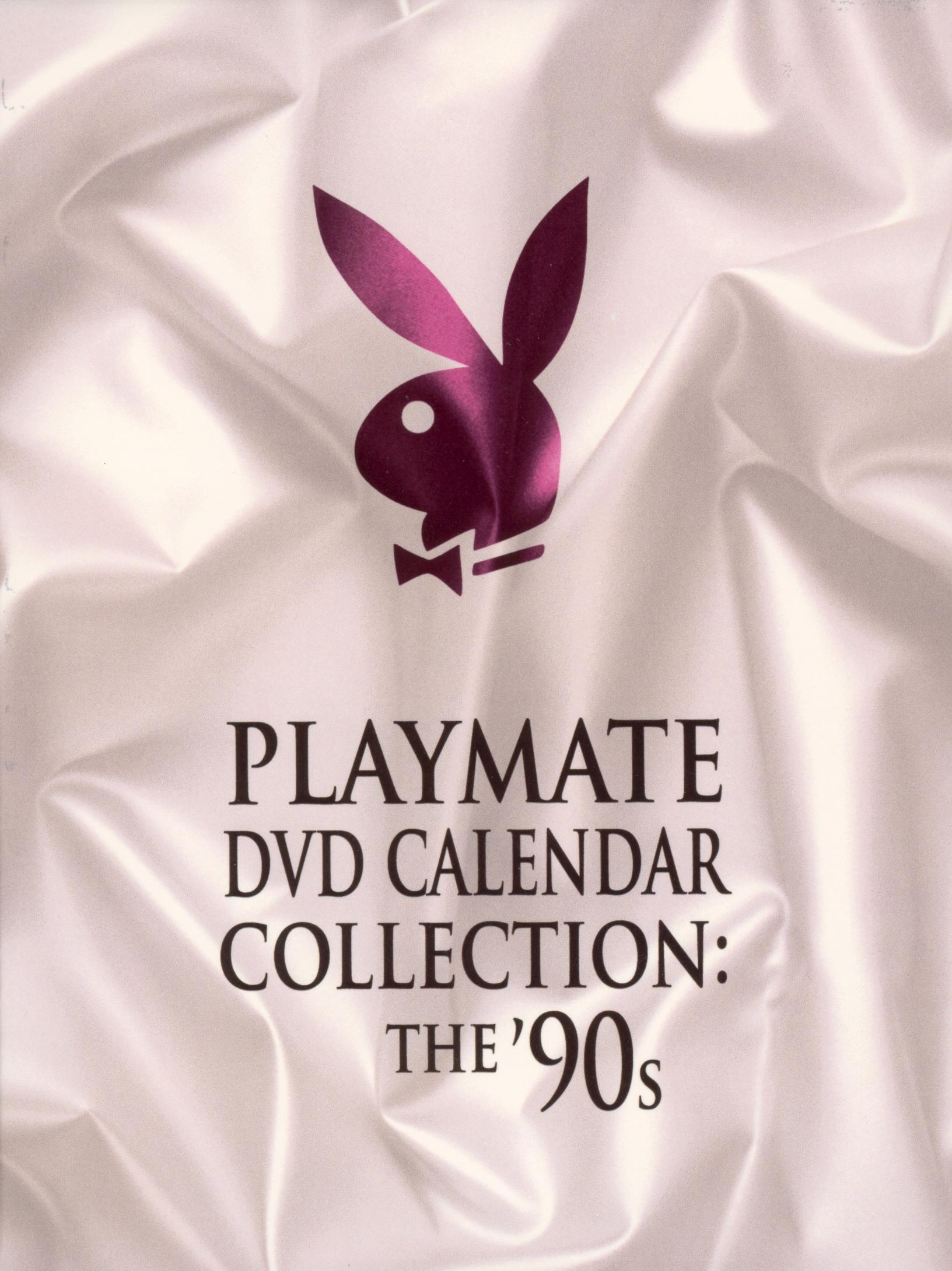 Playboy: Playmate DVD Calendar Collection - The '90s