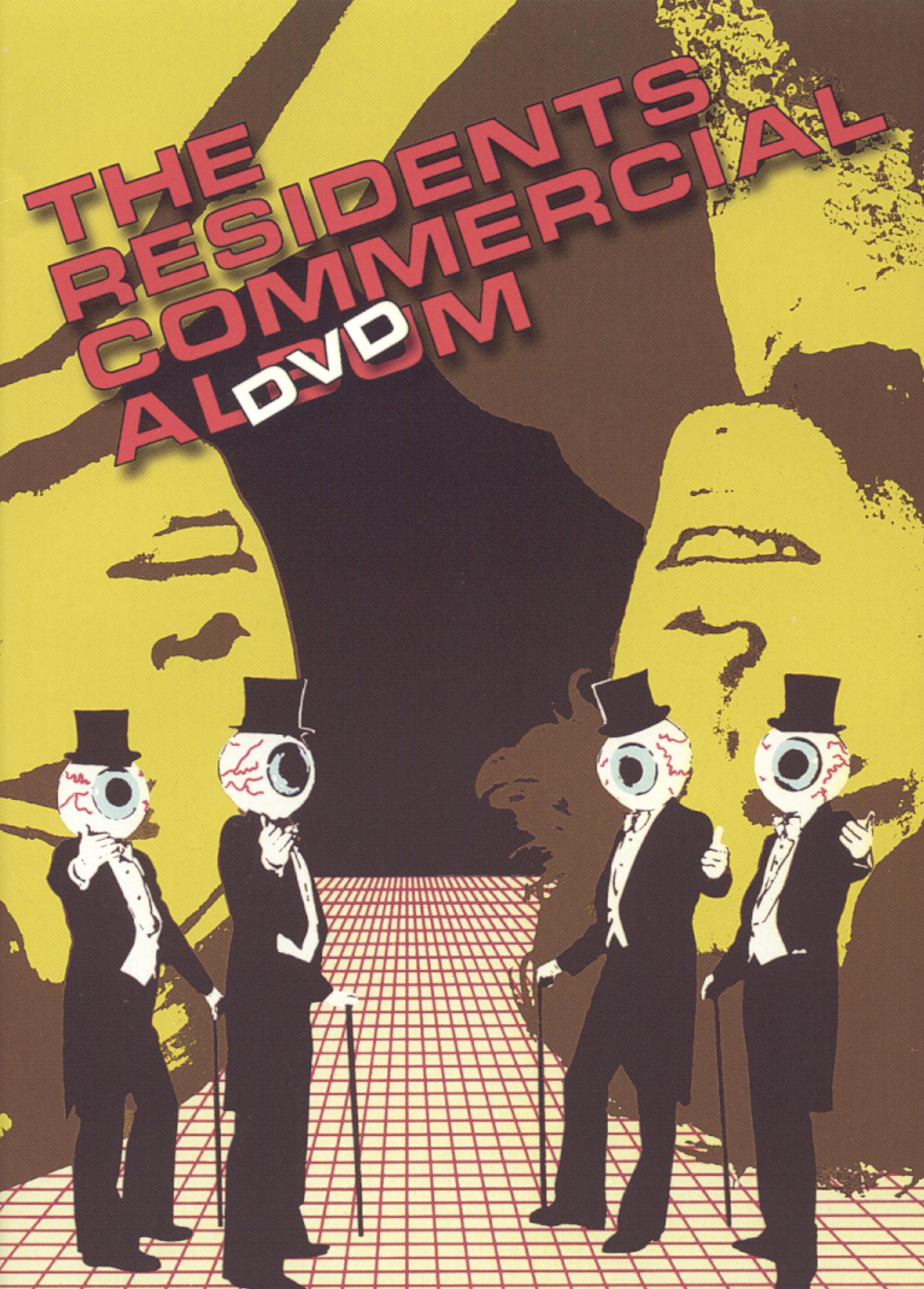 The Residents: Commercial