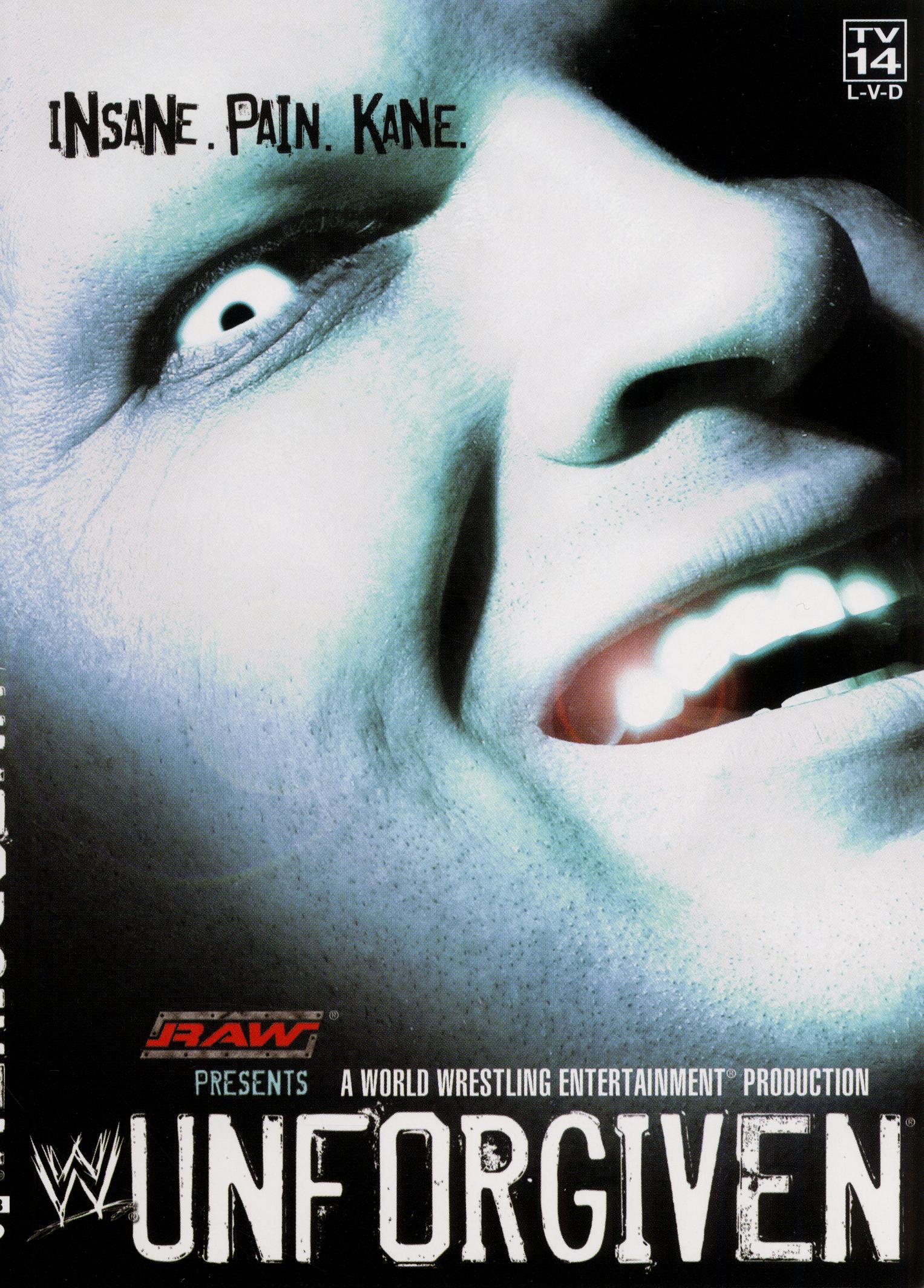 WWE: Unforgiven 2004
