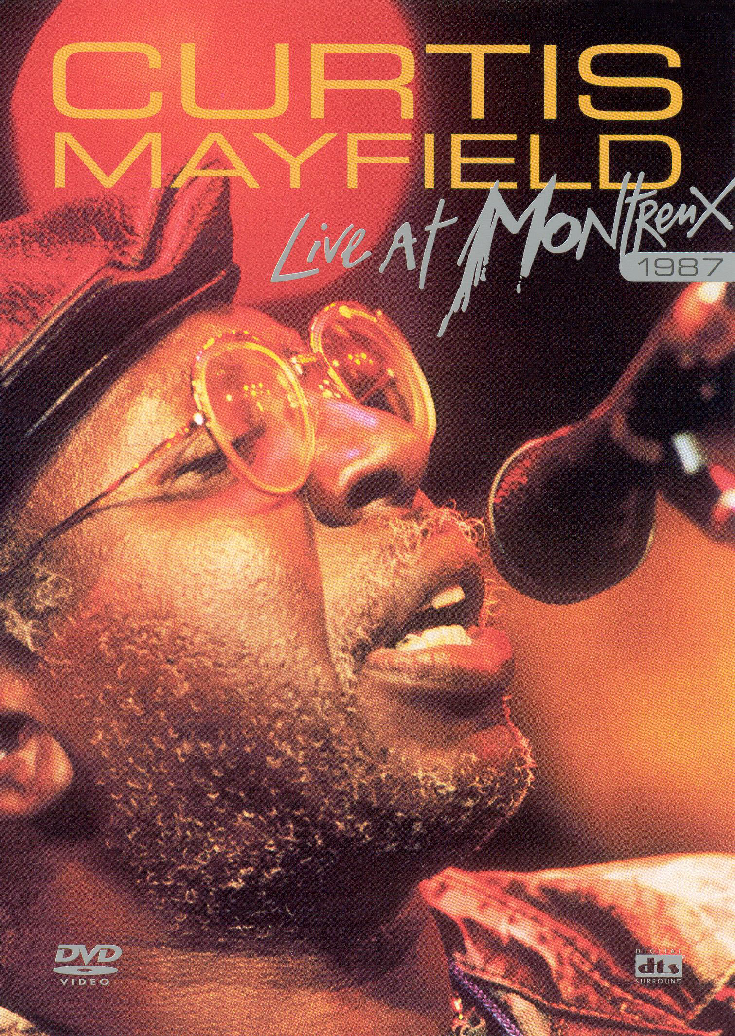 Curtis Mayfield: Live at Montreux, 1987