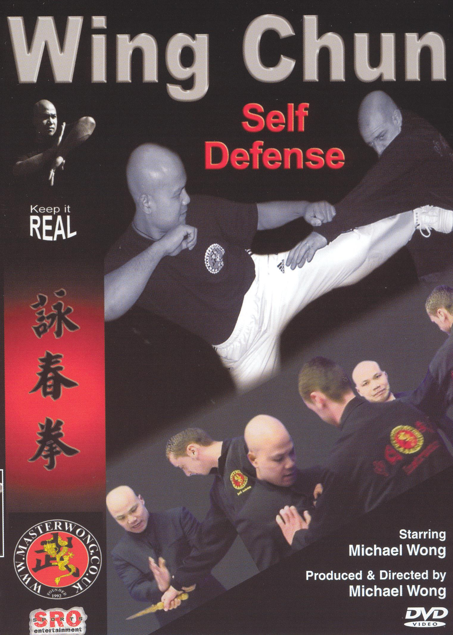 Wing Chun: Self-Defence, Second Edition
