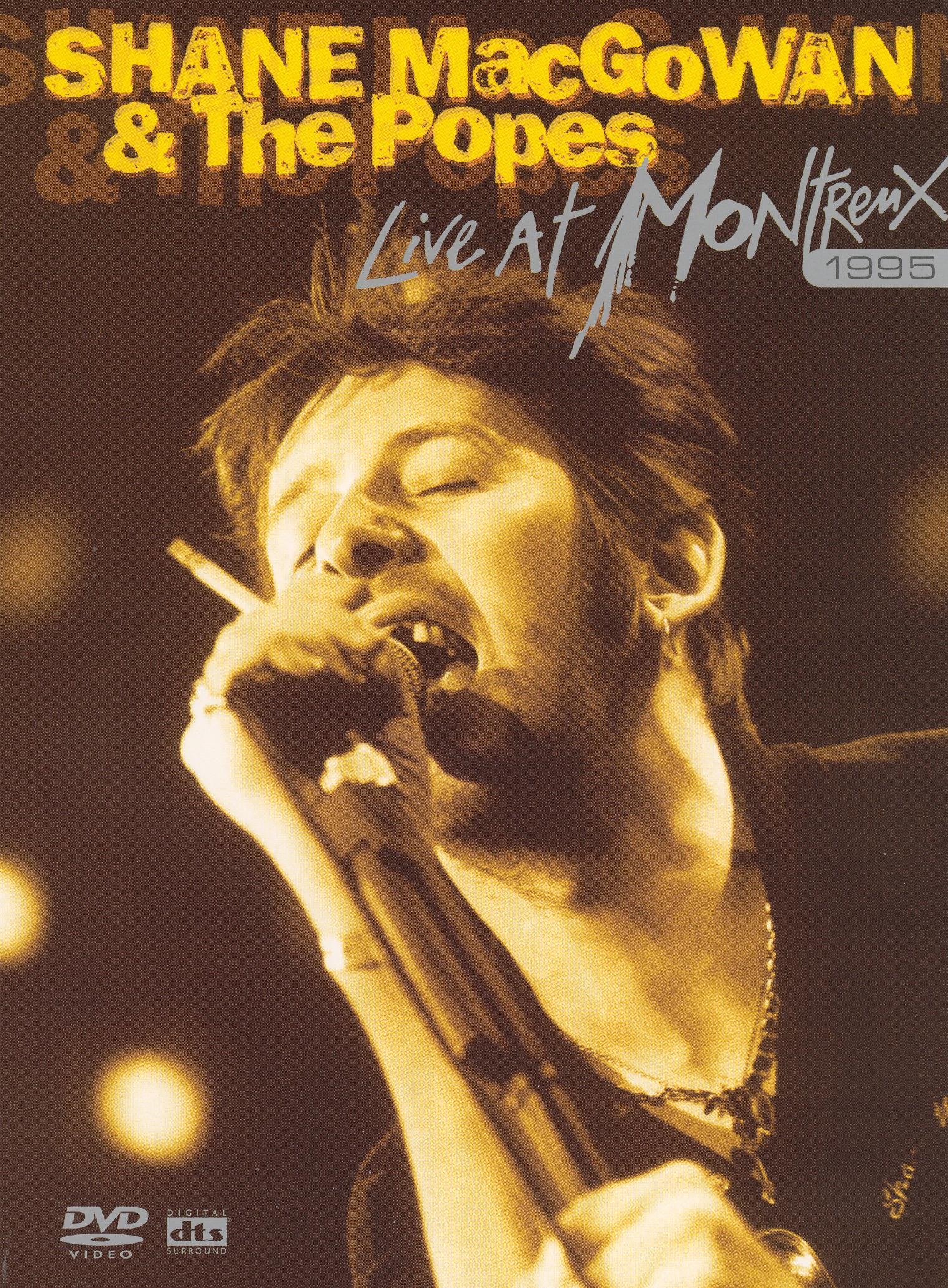 Shane Macgowan and the Popes: Live at Montreux 1995