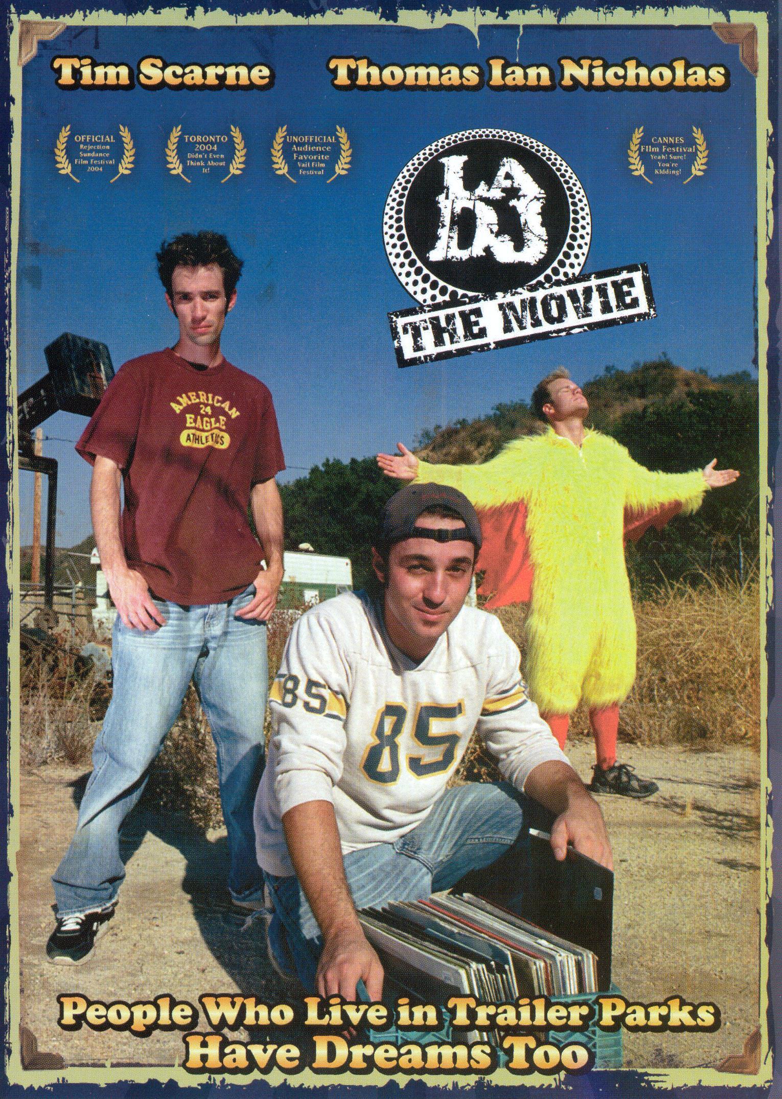 LA DJ: The Movie
