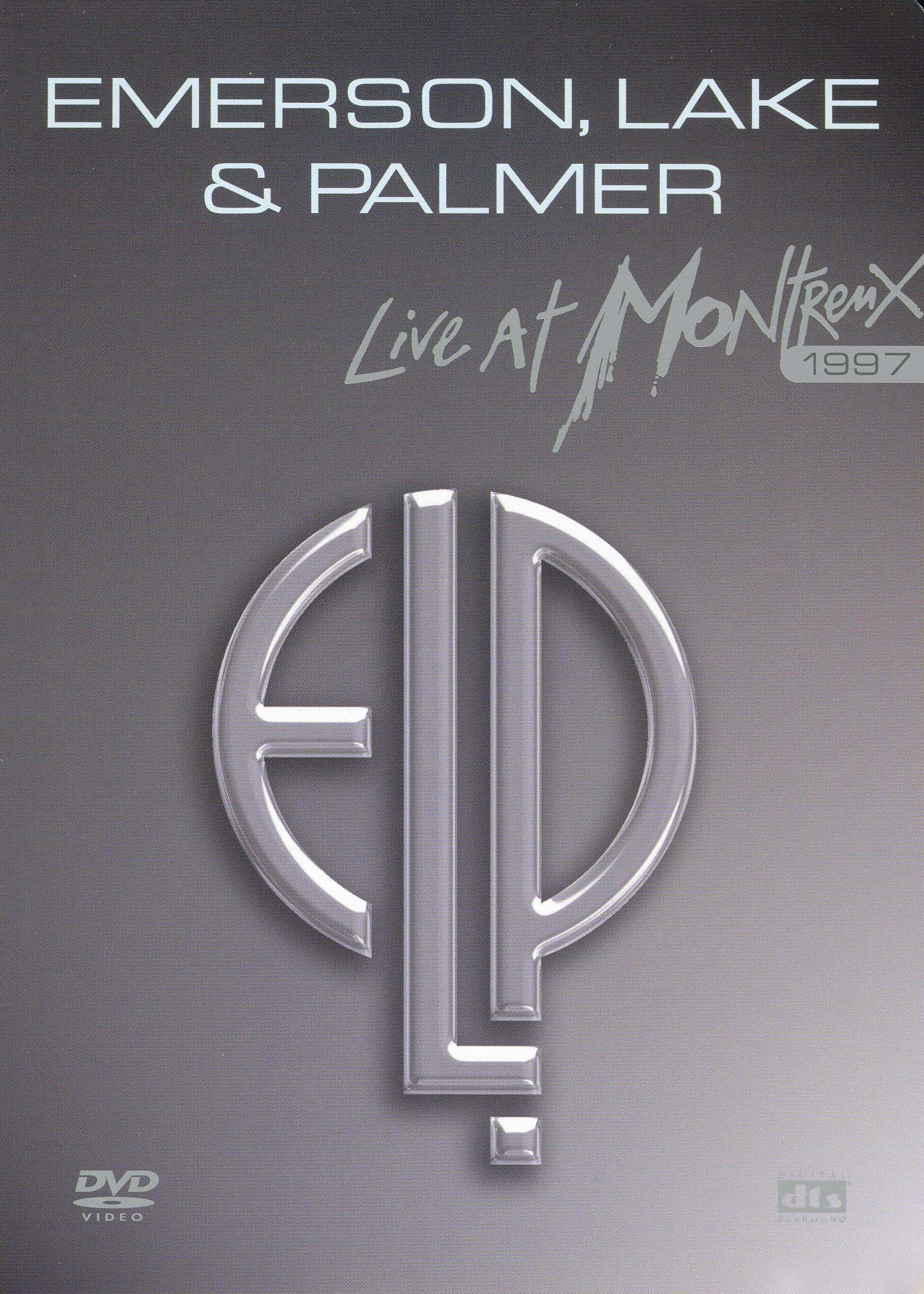 Emerson, Lake & Palmer: Live at Montreux, 1997
