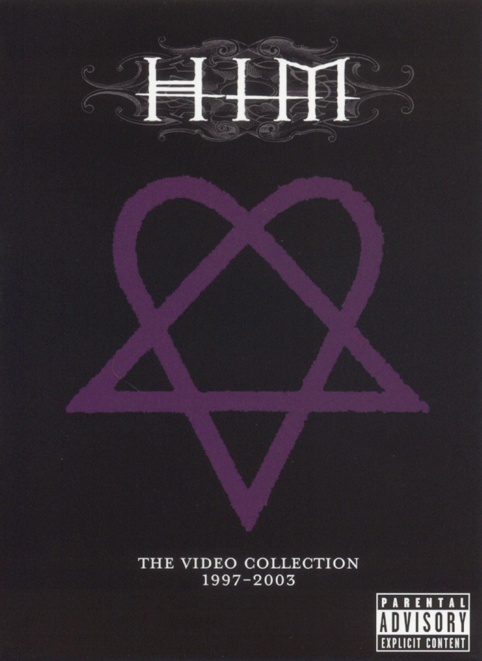 Him: The Video Collection 1997-2003
