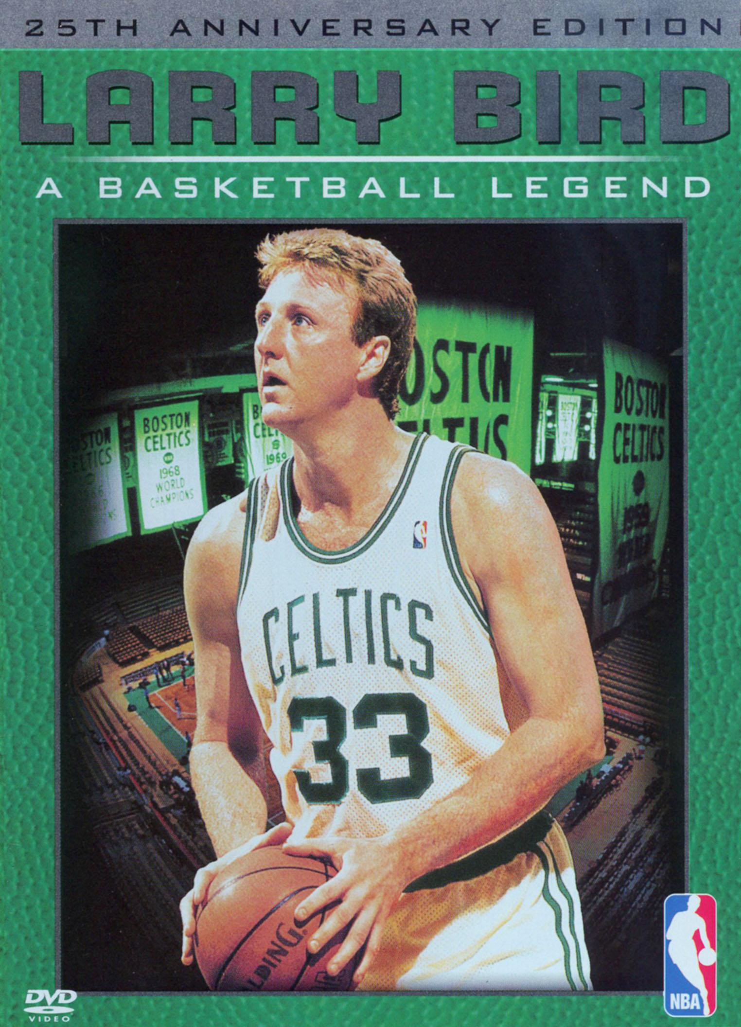 NBA: Larry Bird - A Basketball Legend