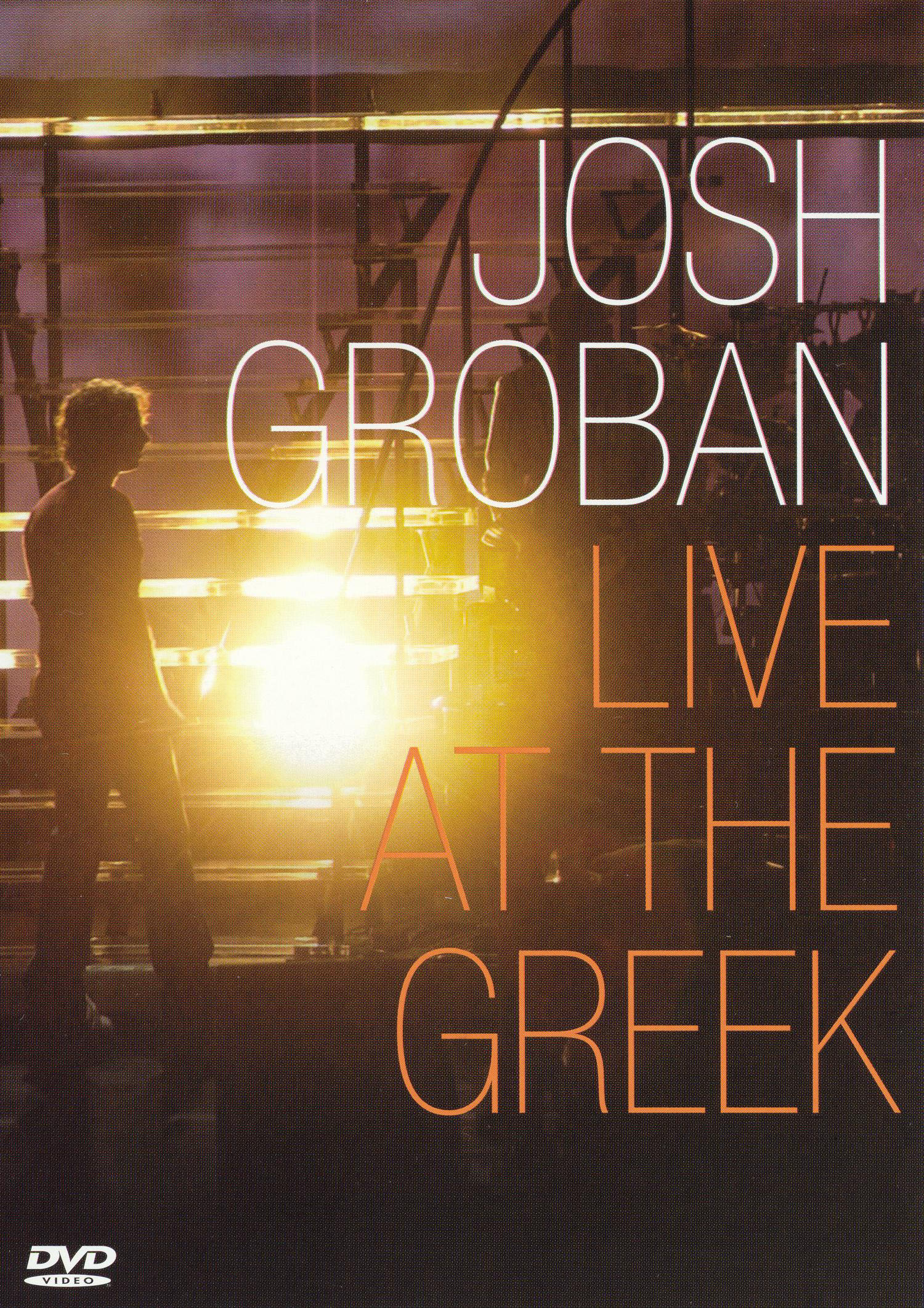 Josh Groban: Live at the Greek
