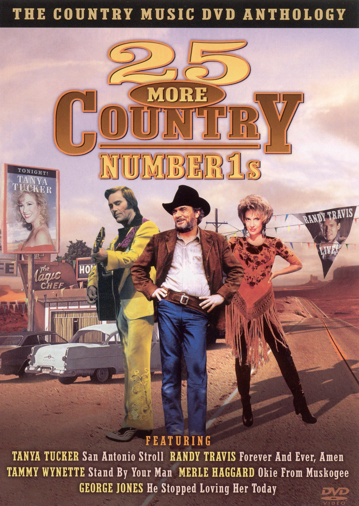 25 More Country Number 1's