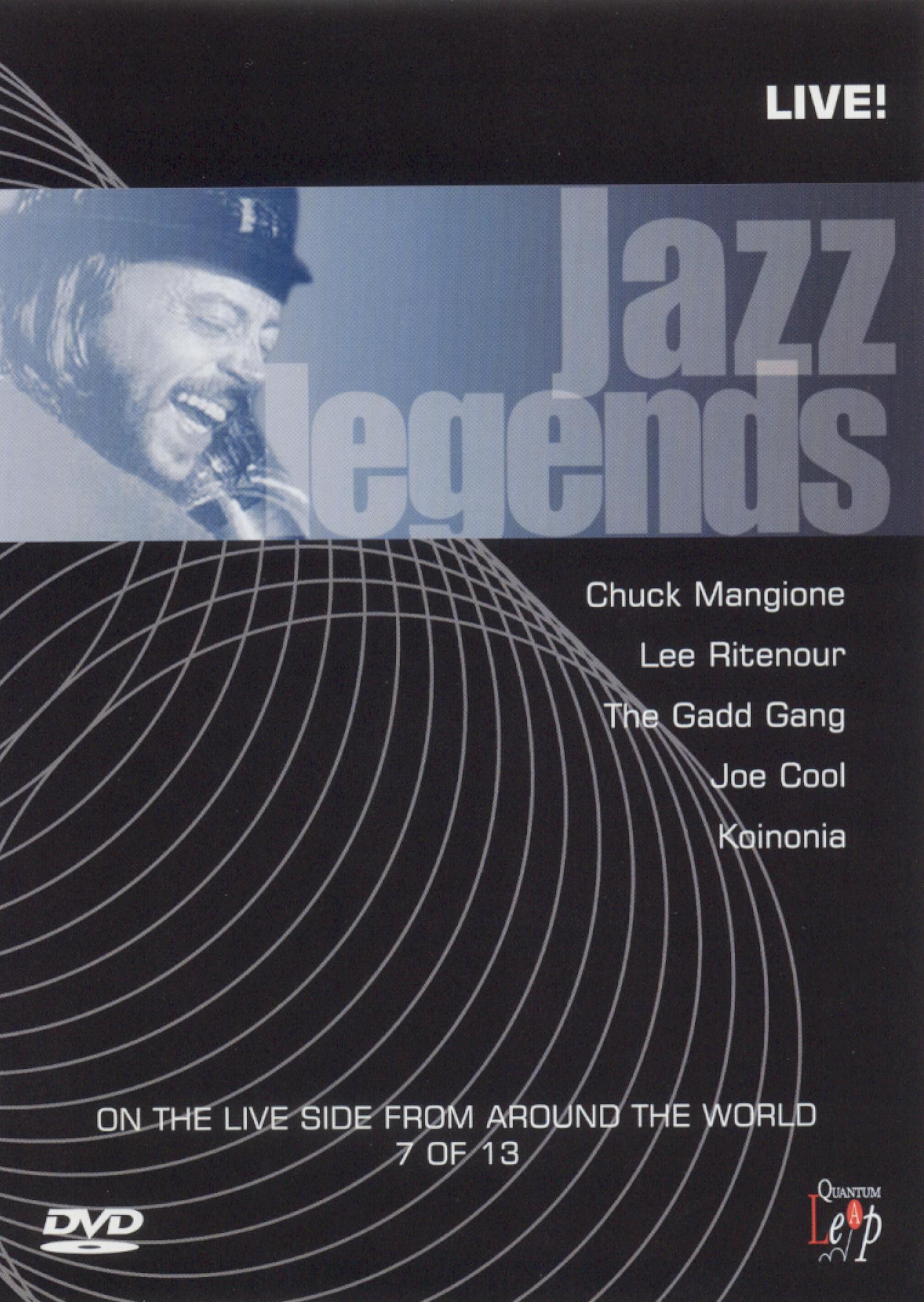 Jazz Legends Live! 7