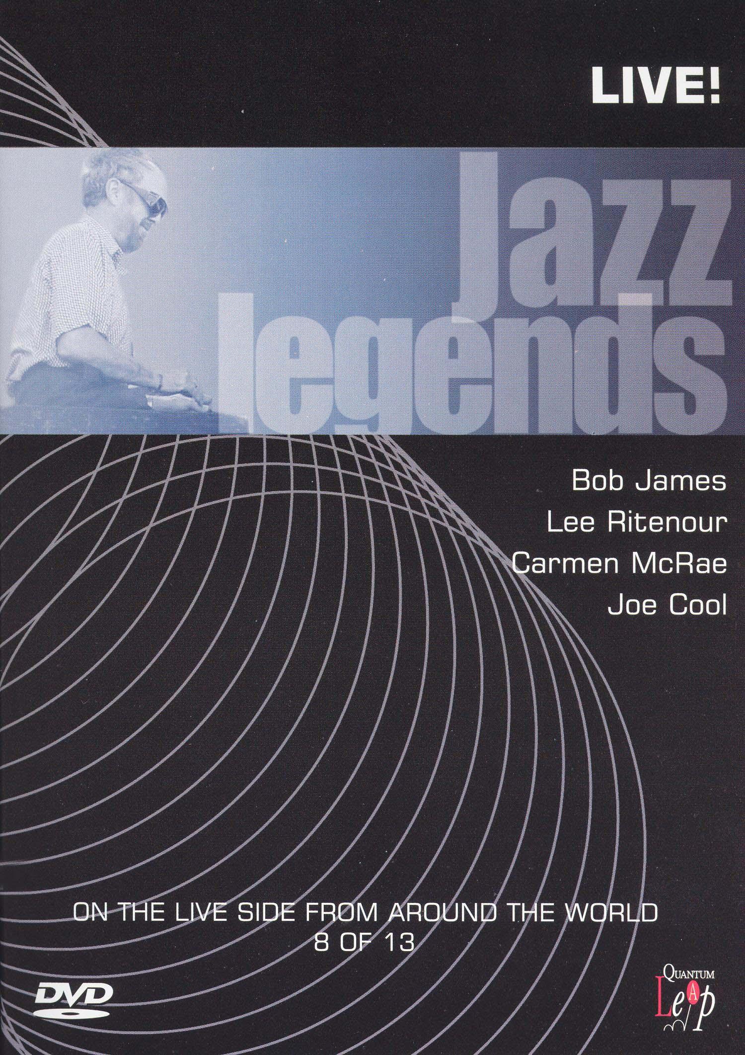 Jazz Legends Live! 8