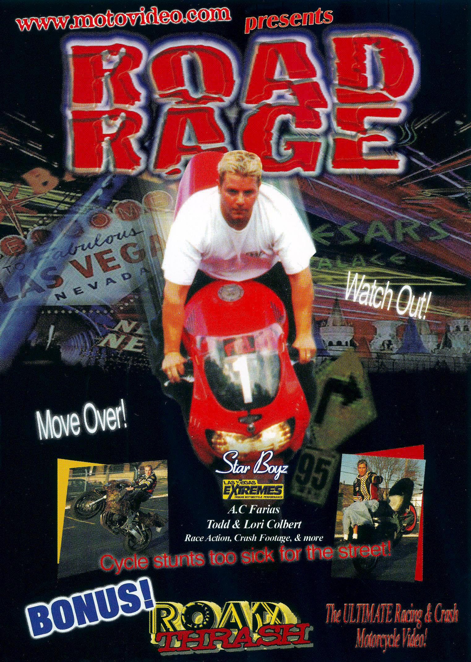 Road Rage, Vol. 1: The Original