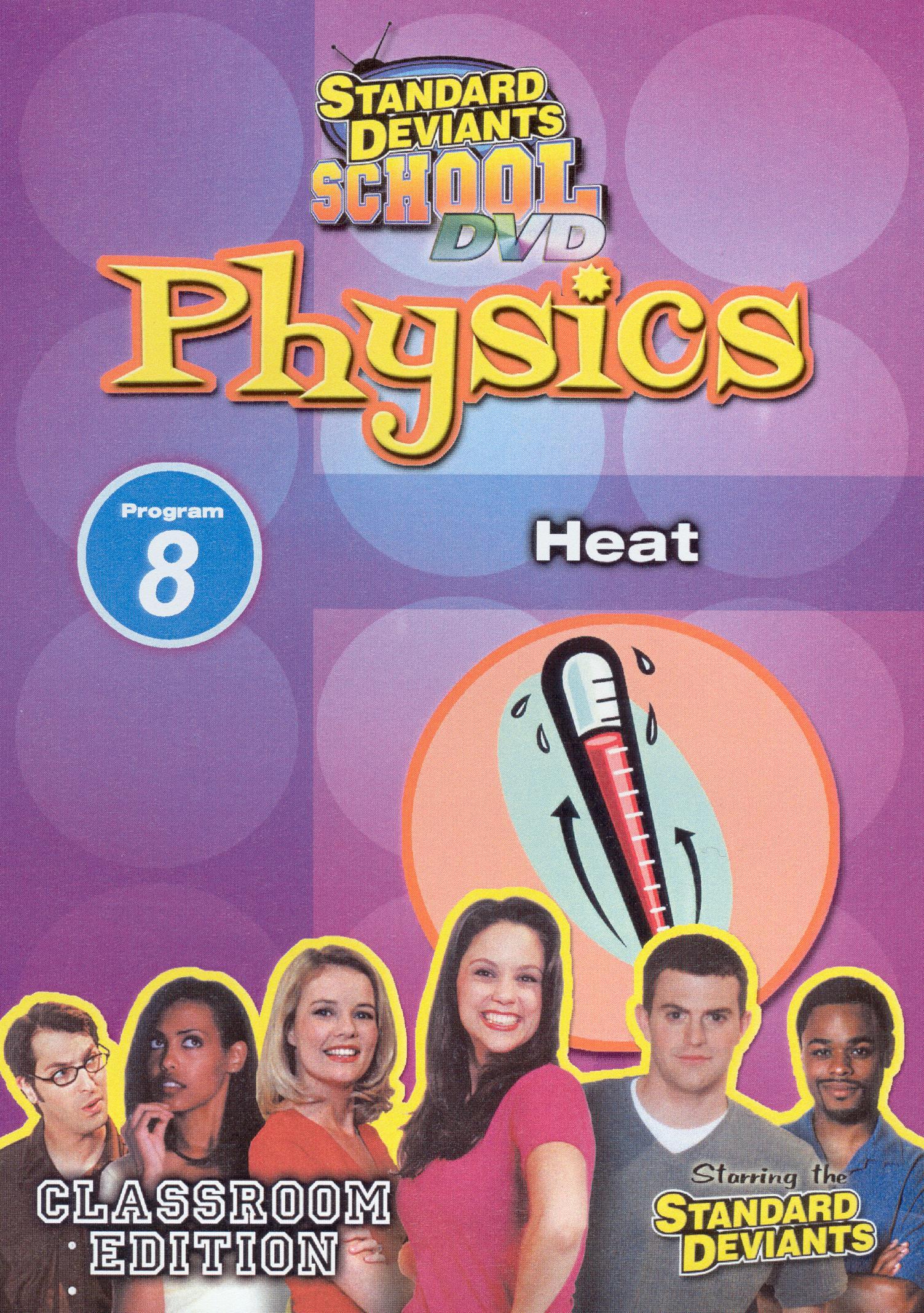 Standard Deviants School: Physics, Program 8 - Heat