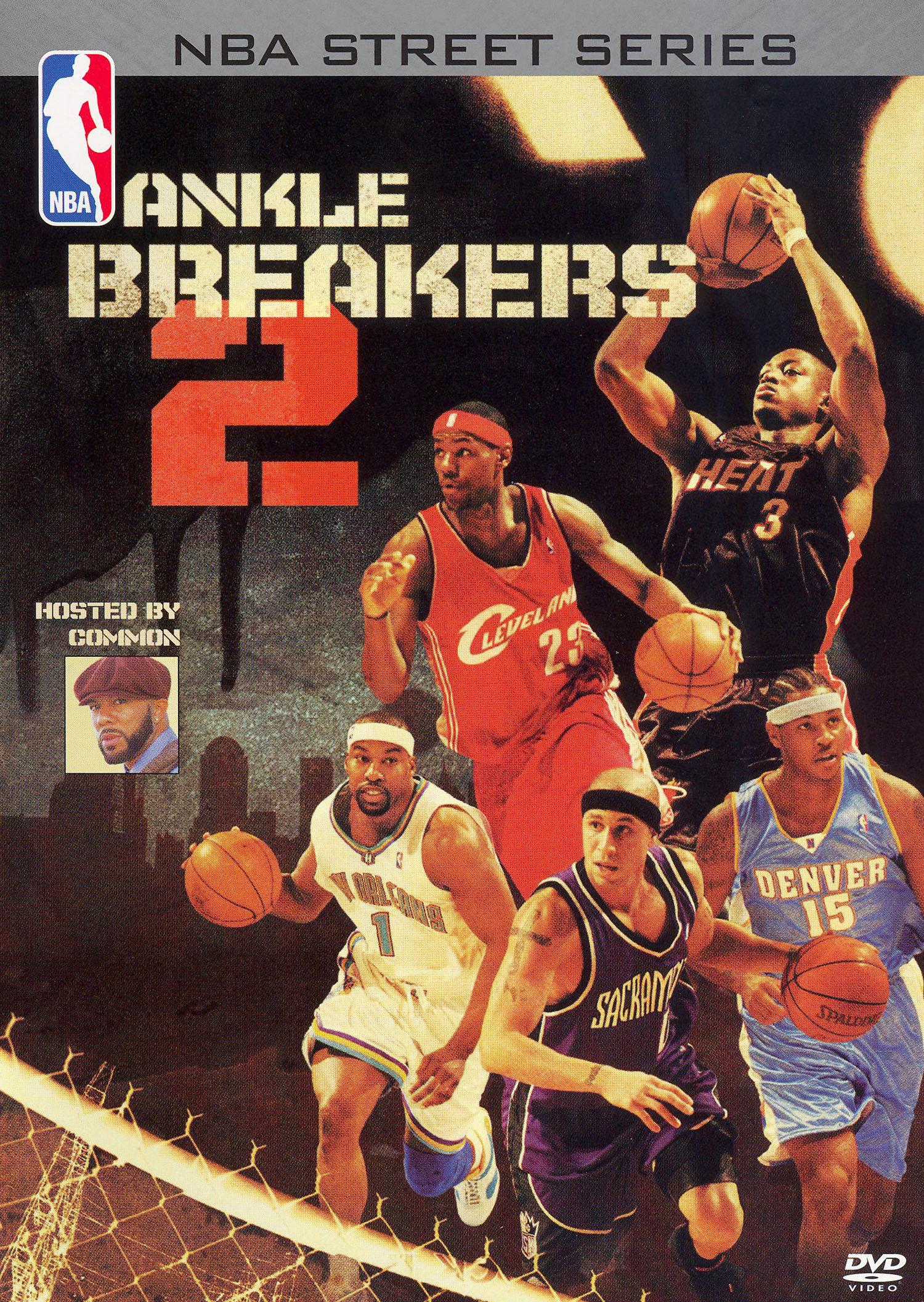 NBA Street Series: Ankle Breakers - Volume 2