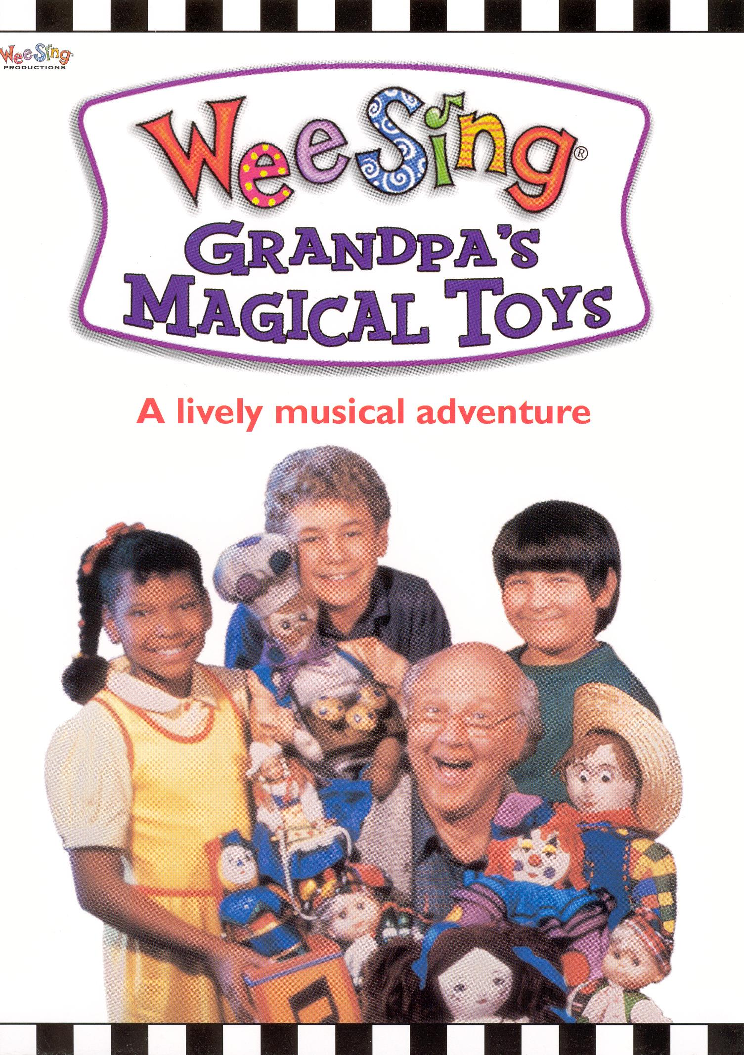 wee sing grandpas magical toys data corrections