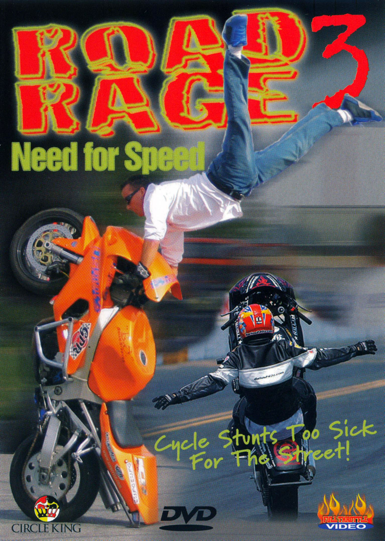 Road Rage, Vol. 3: Need For Speed