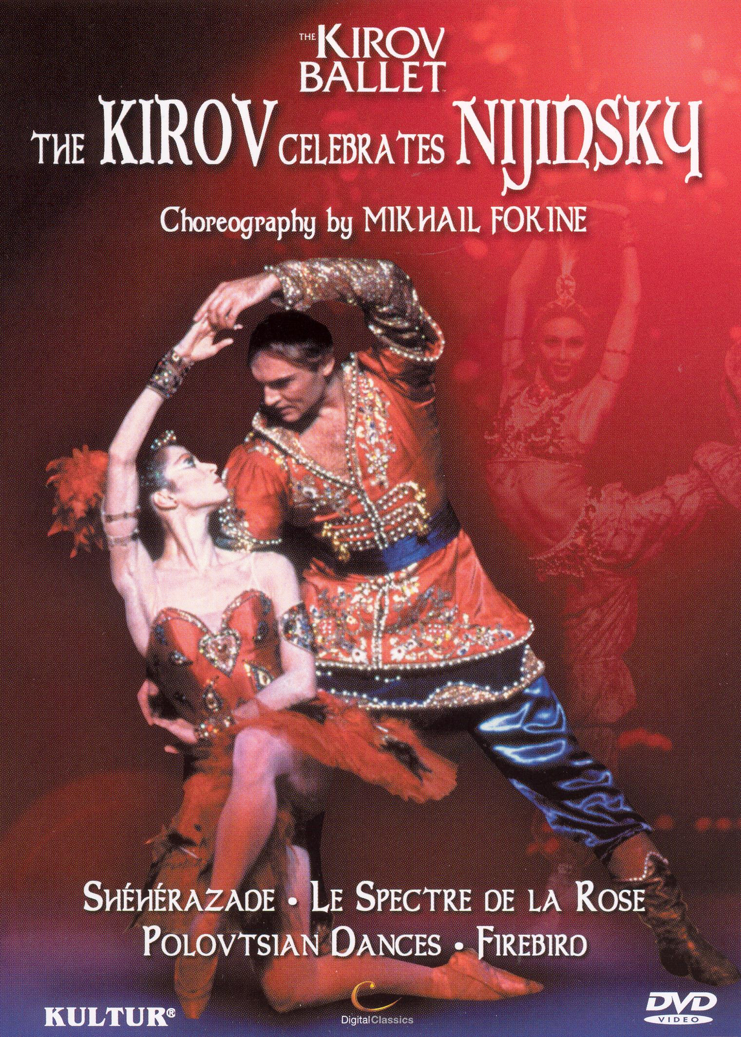 The Kirov Celebrates Nijinsky