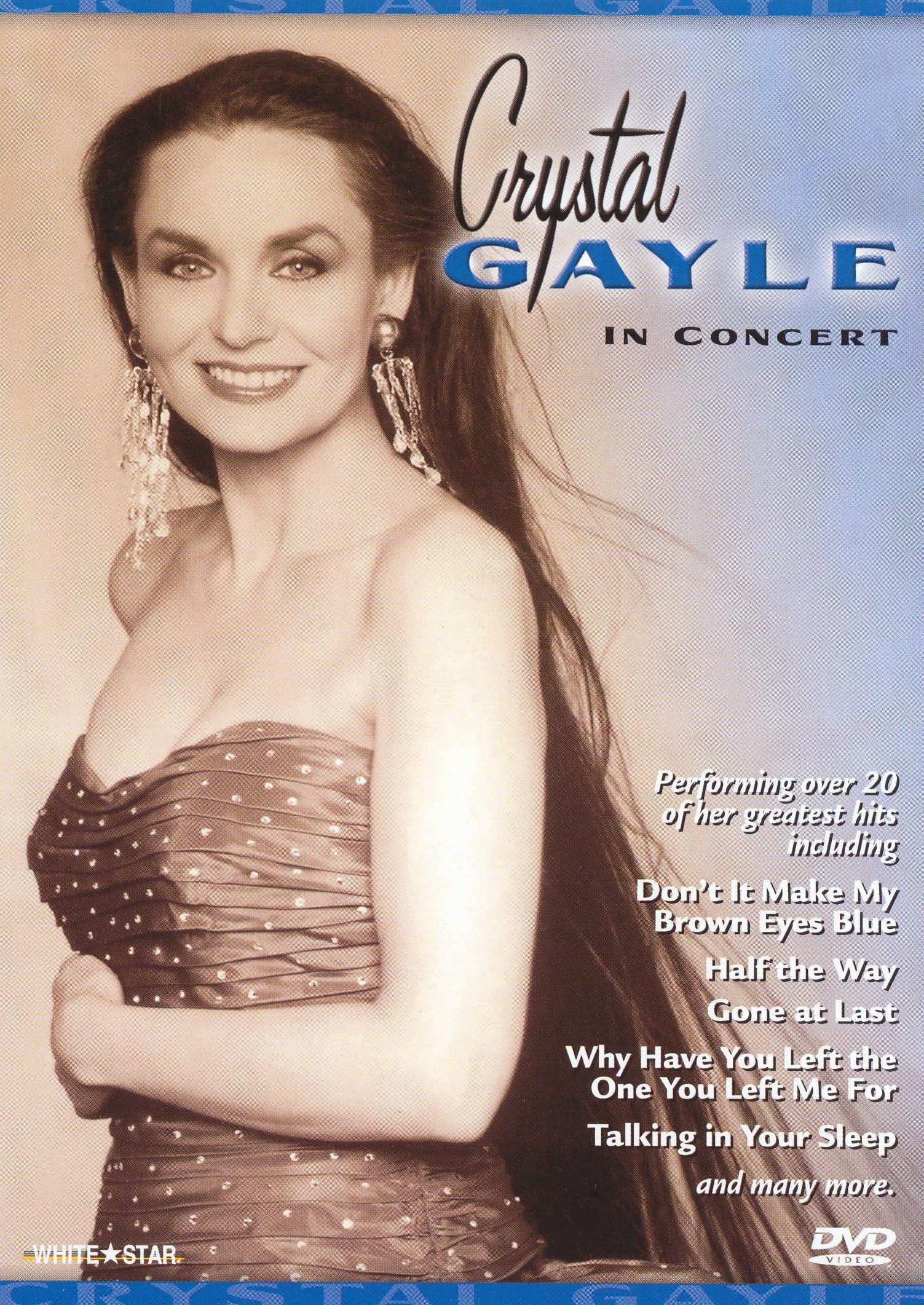 Crystal Gayle in Concert
