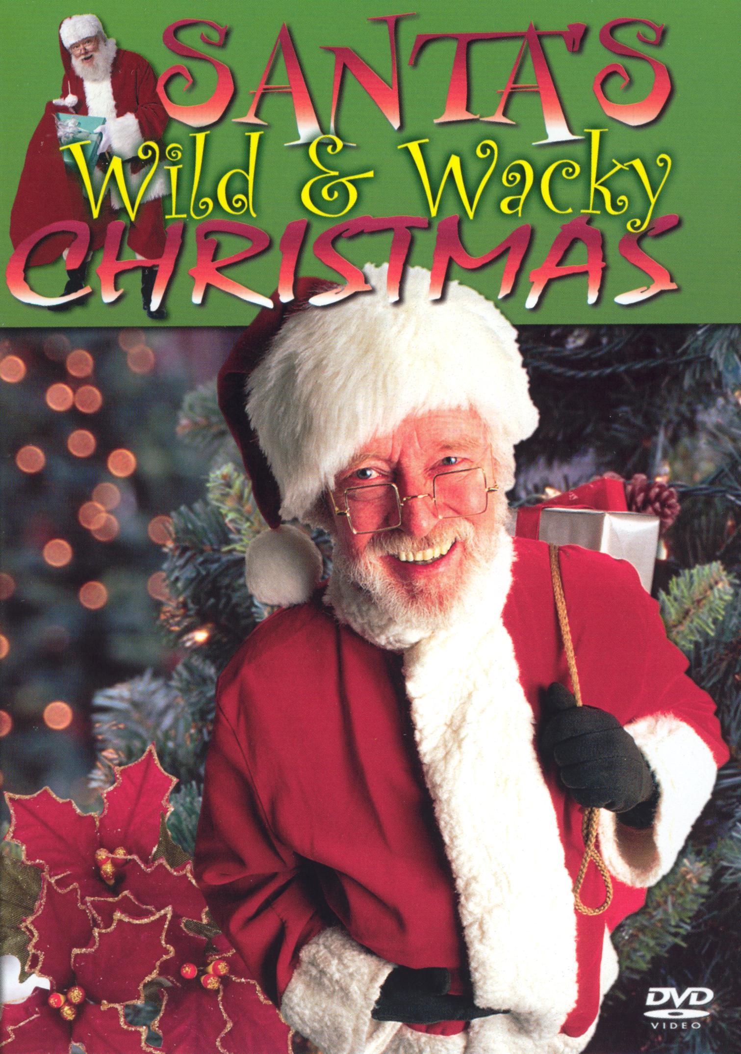 Santa's Wild and Wacky Christmas