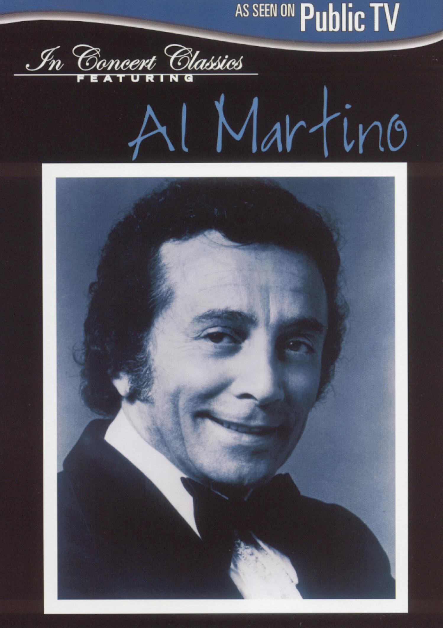 Al Martino: In Concert
