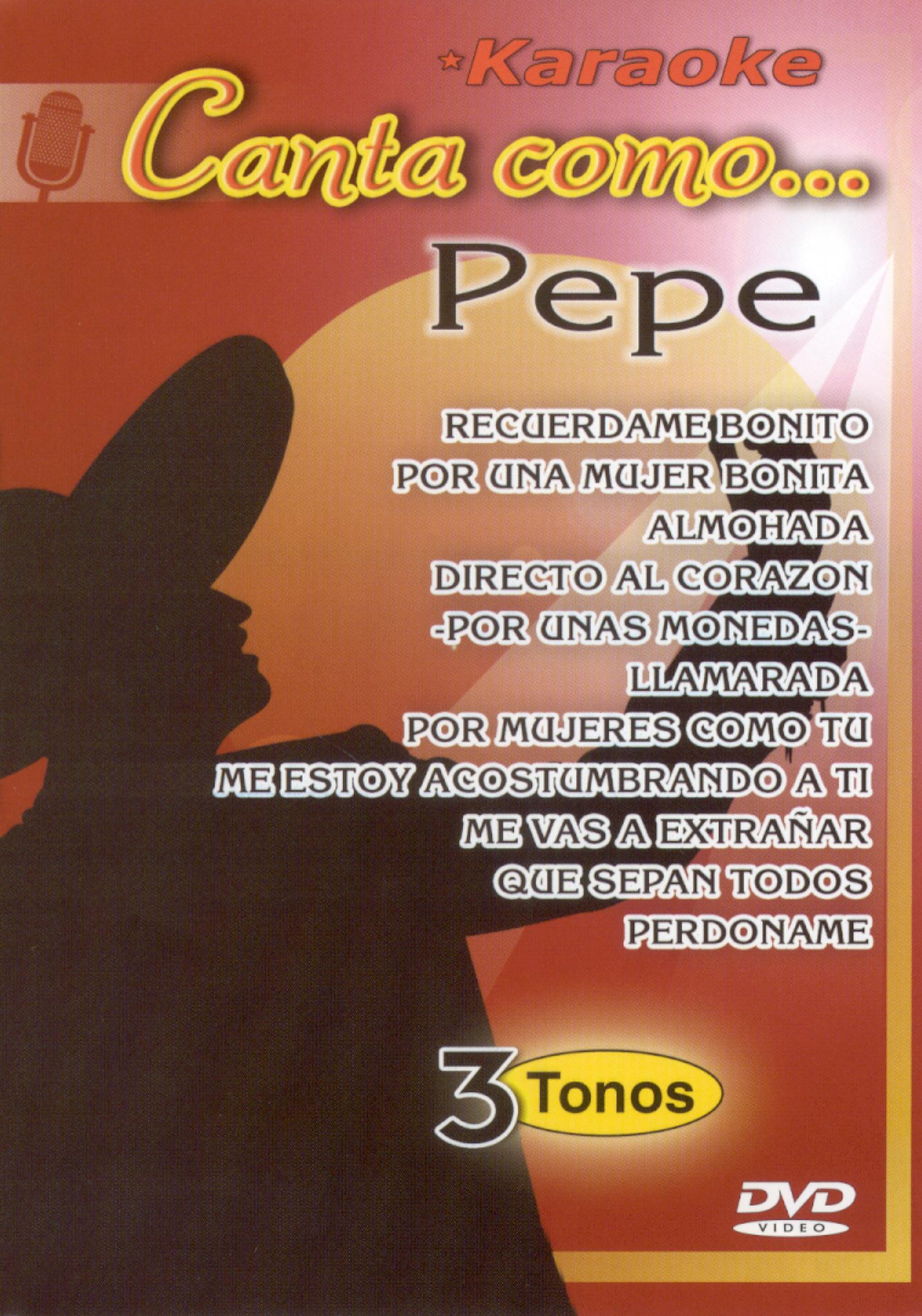 Pepe Aguilar: Canta Como Pepe