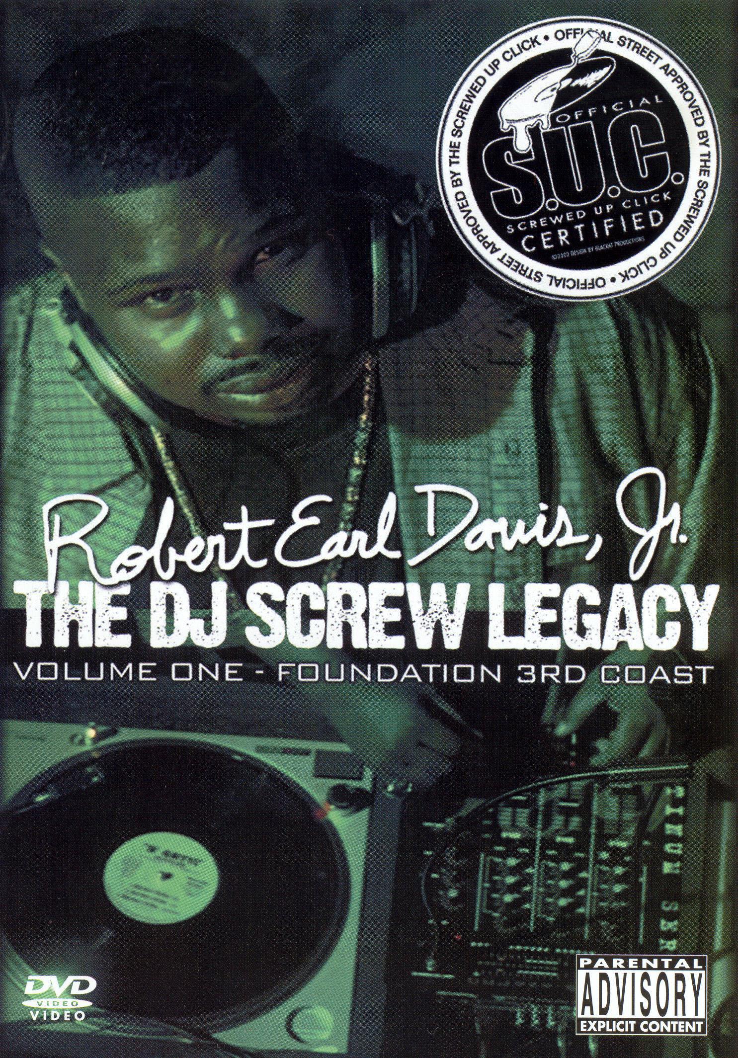 The DJ Screw Legacy, Vol. 1: Foundation 3rd