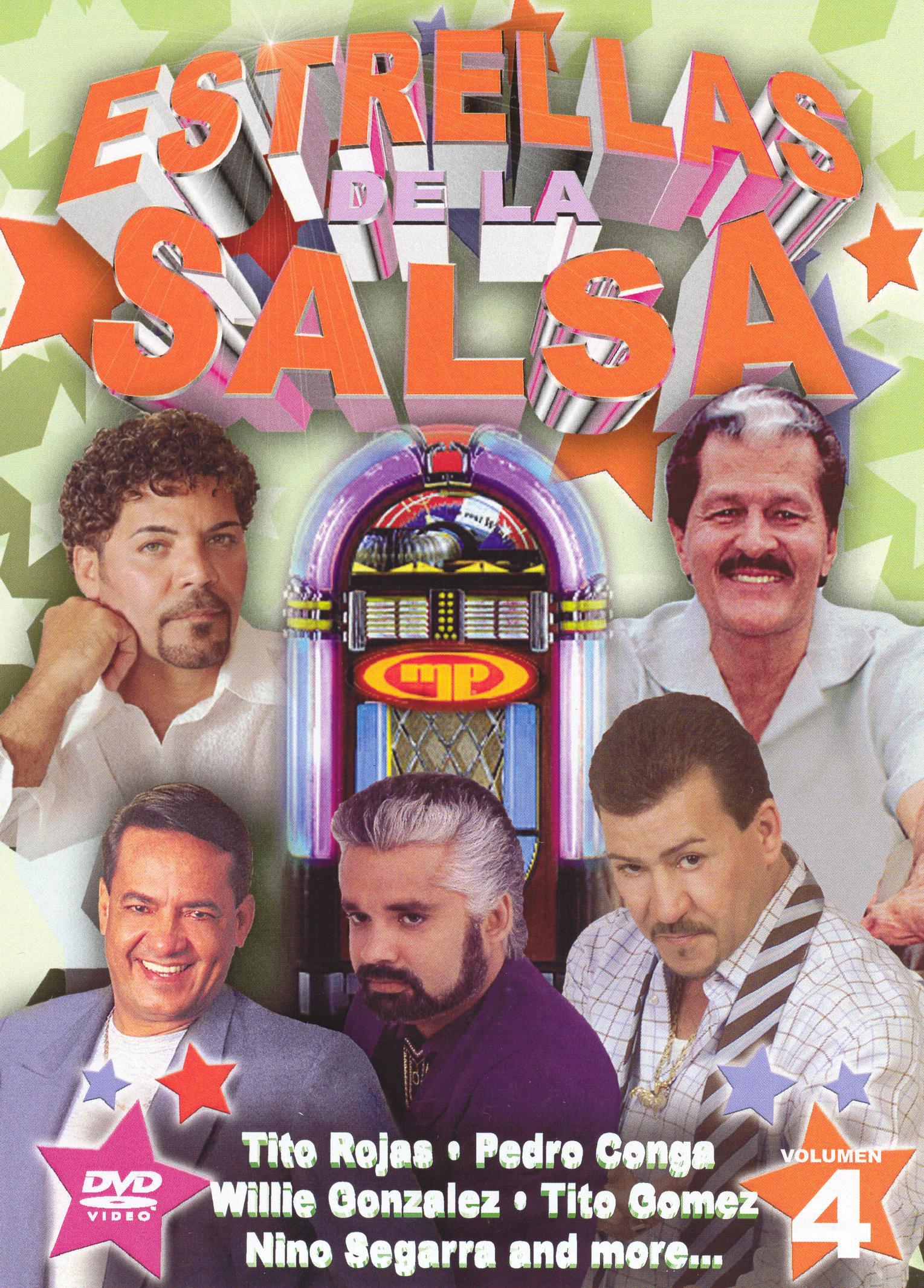 Estrellas de la Salsa, Vol. 4