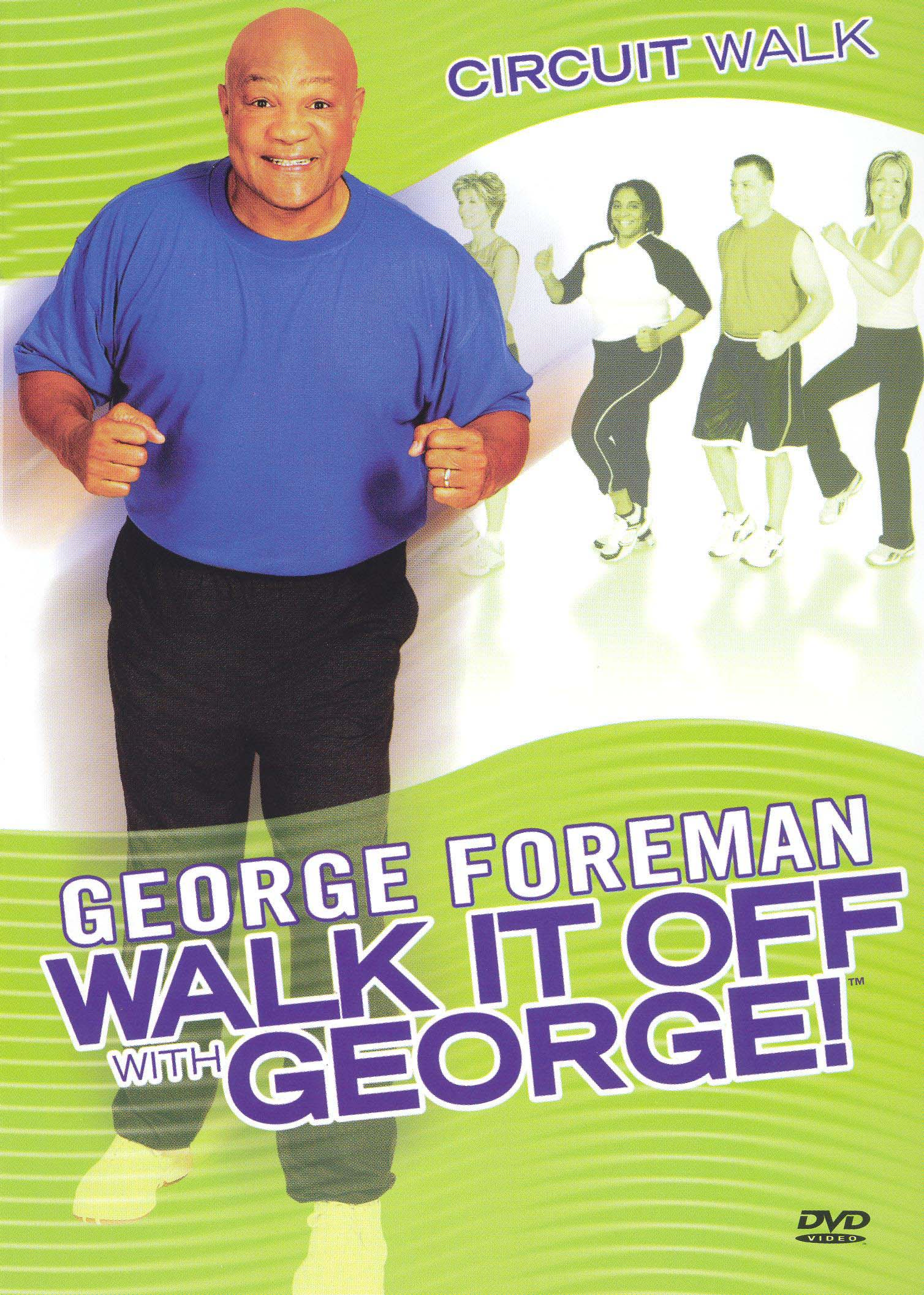 George Foreman: Walk it Off With George - Circuit Walk