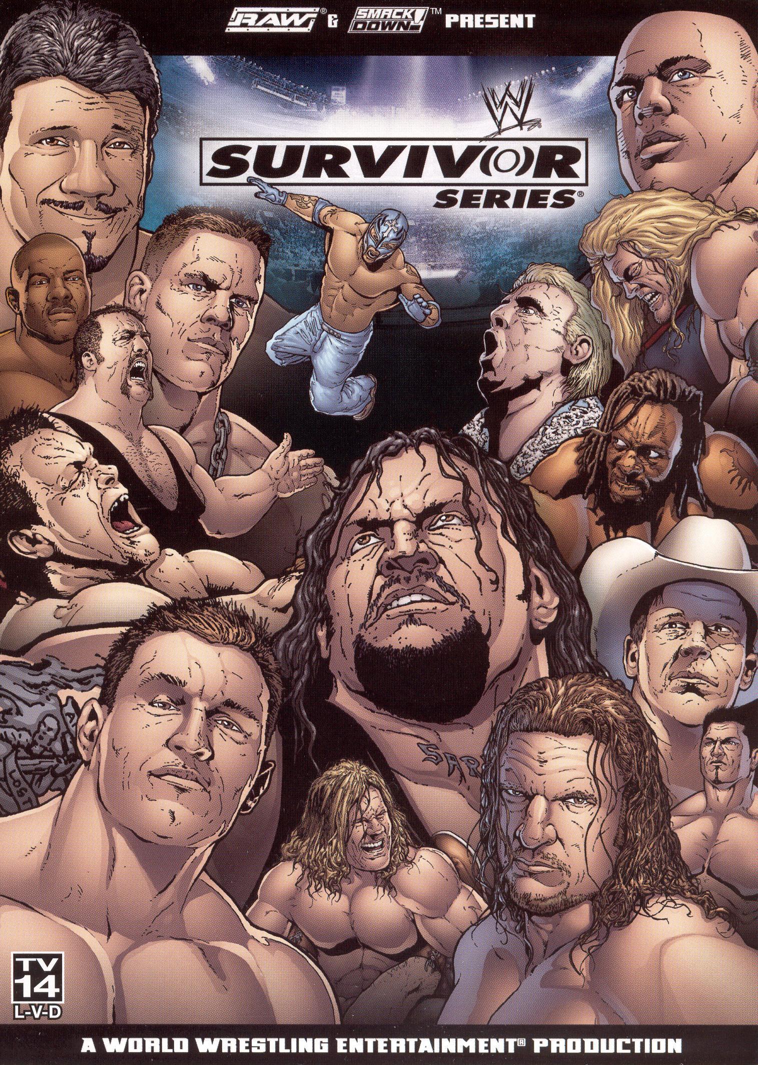 WWE: Survivor Series 2004