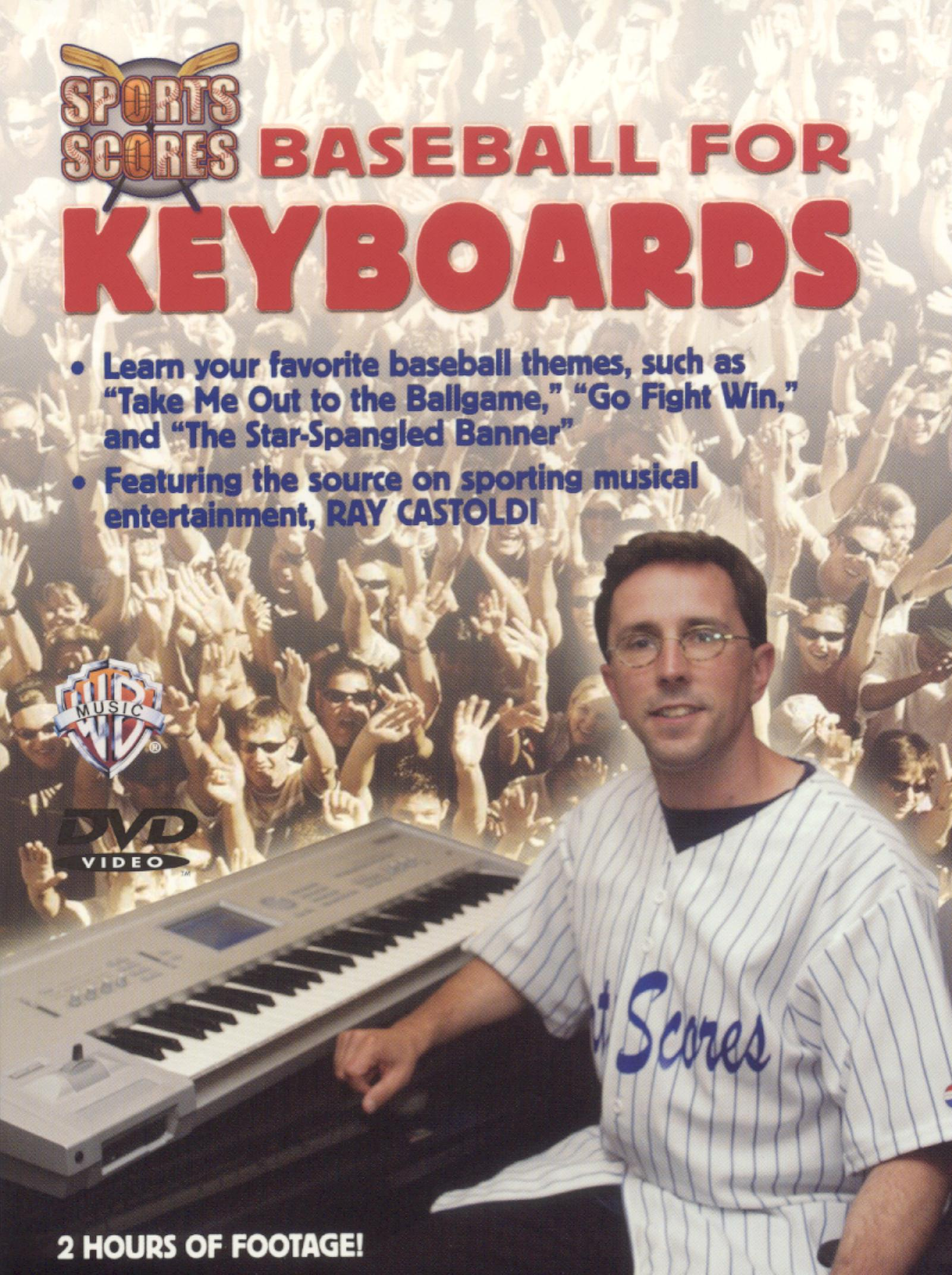 Sport Scores: Baseball For Keyboards