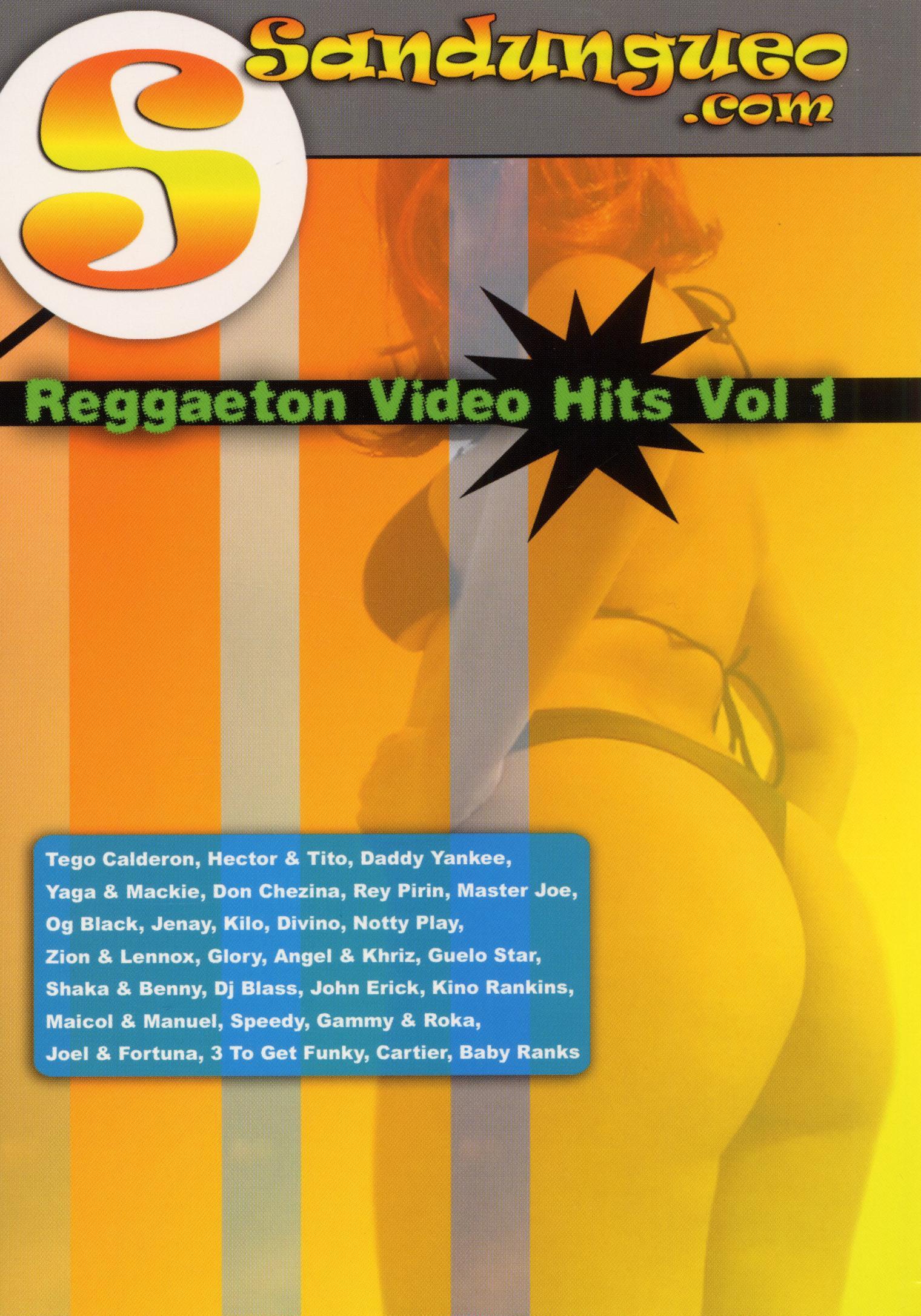 Sandungueo.com: Reggaeton Video Hits, Vol. 1