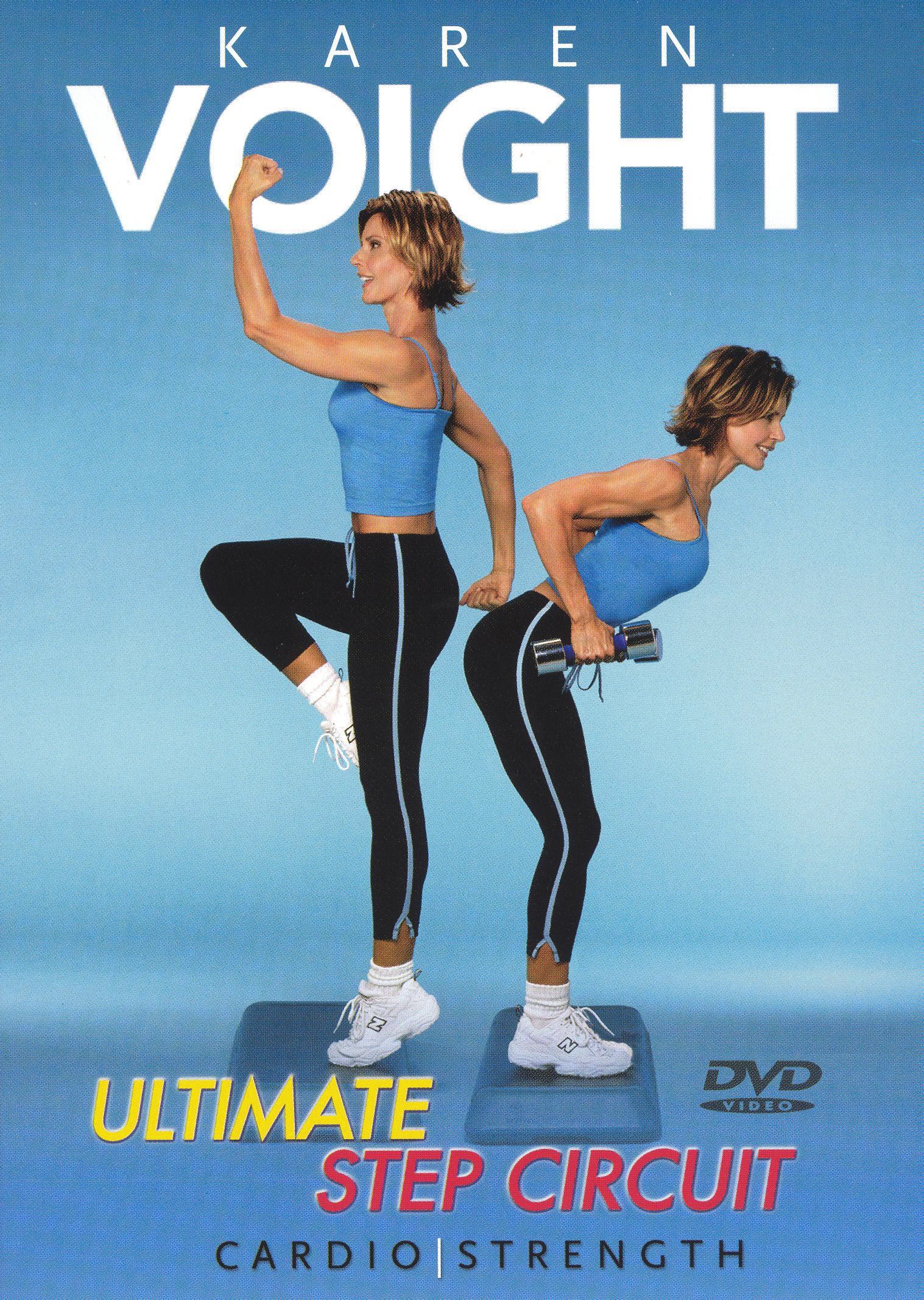 Karen Voight: Ultimate Step Circuit