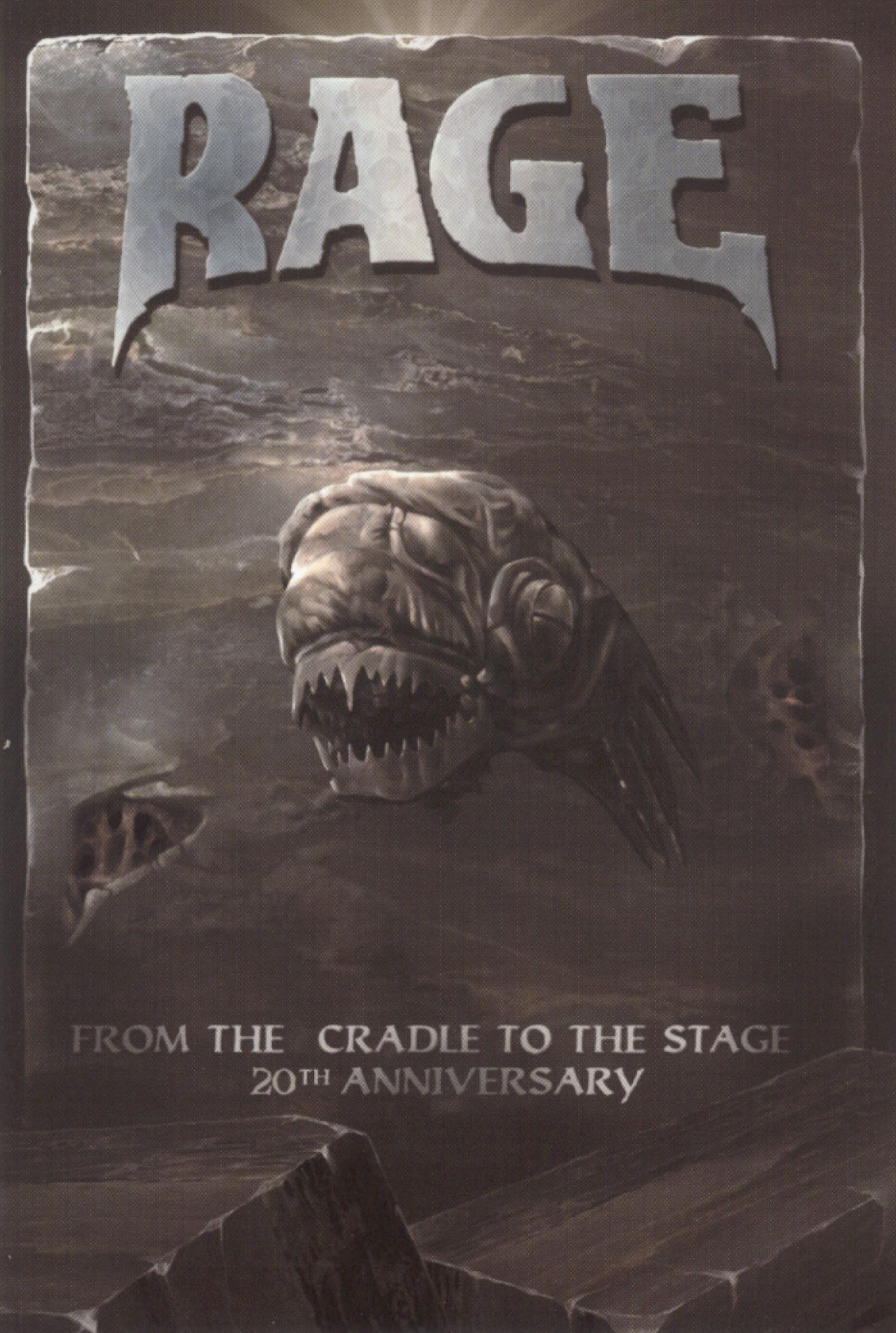 Rage: From the Cradle to the Stage