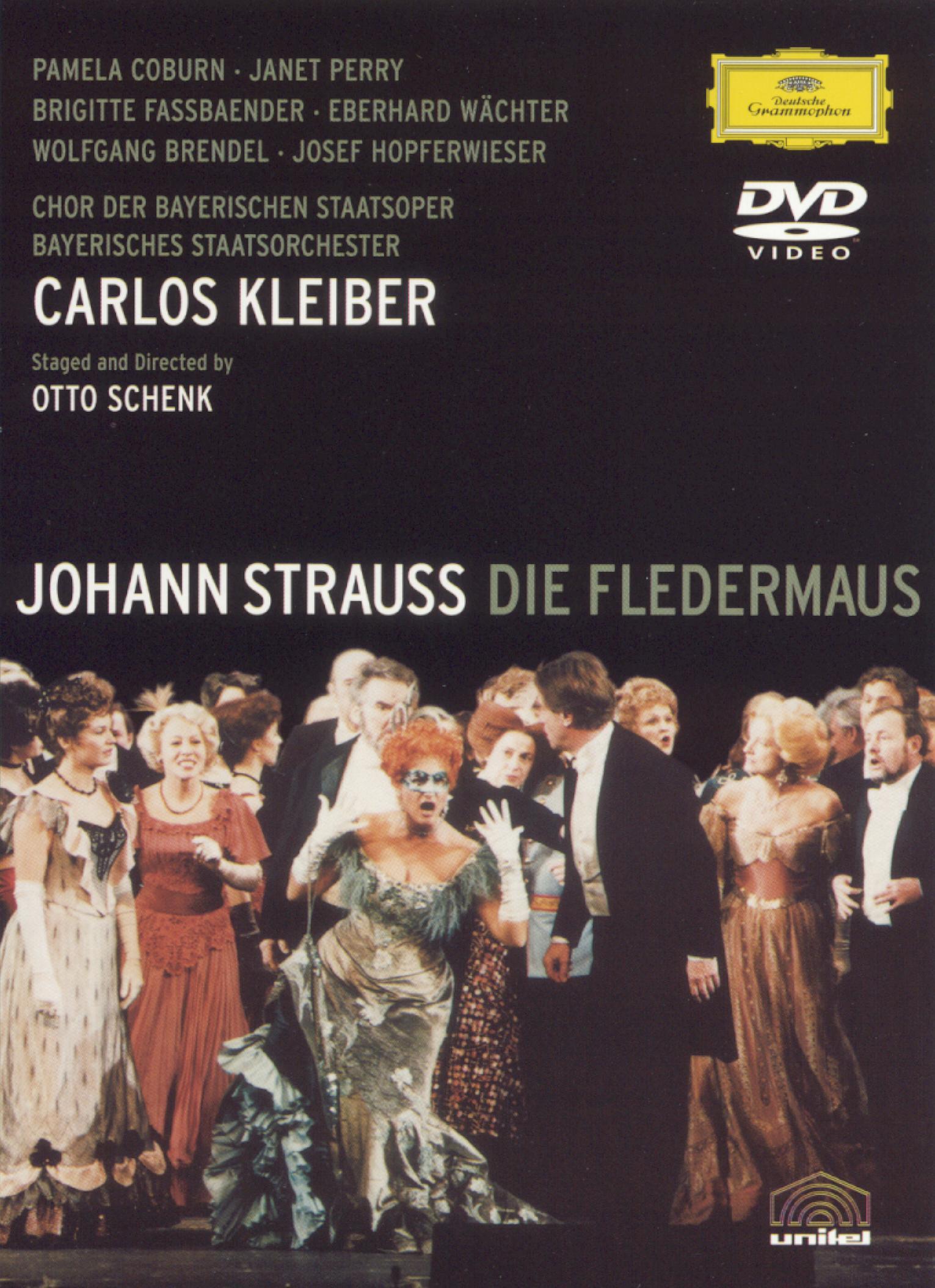 Die Fledermaus (Bavarian State Orchestra)